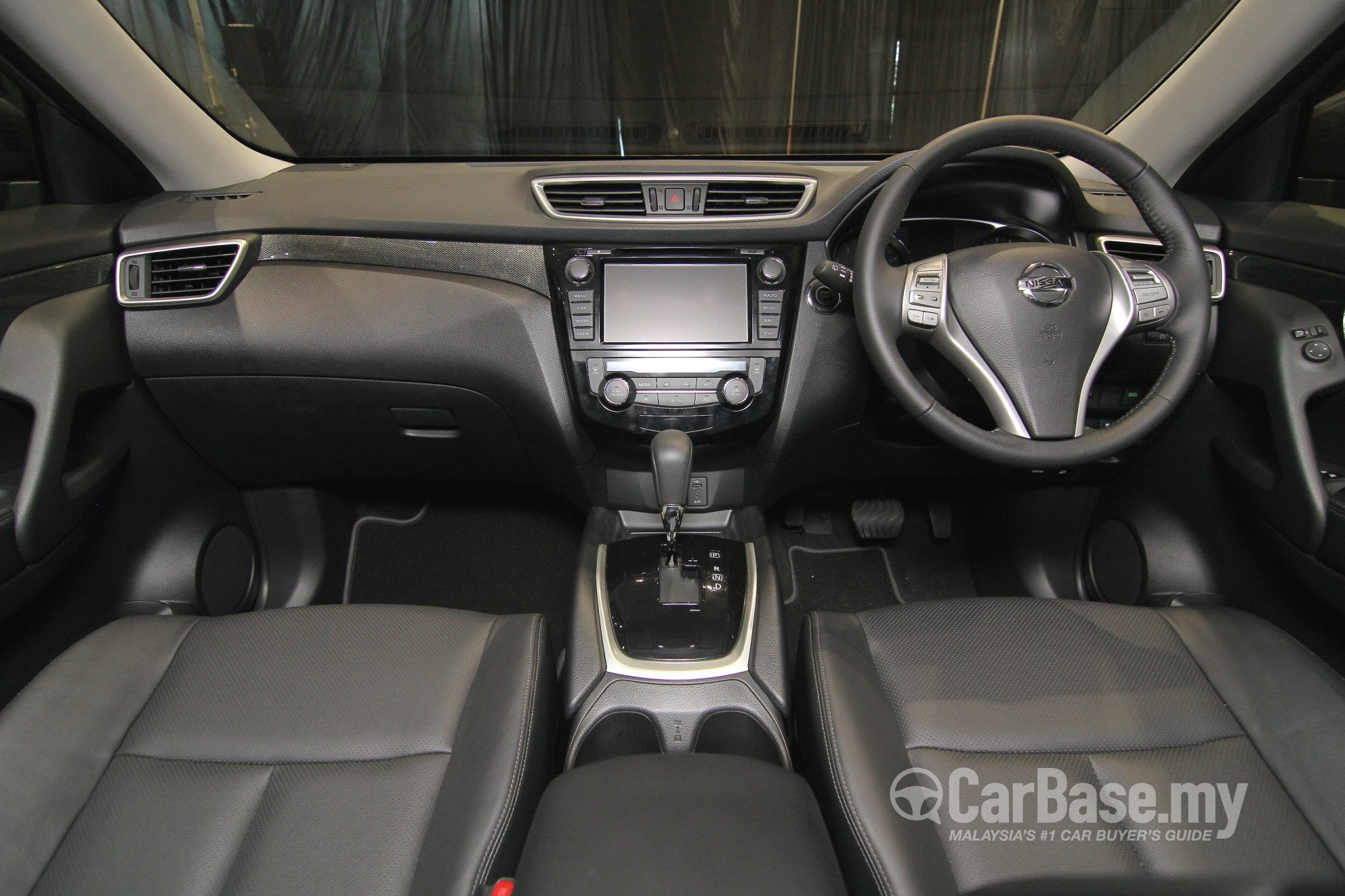 Nissan X-Trail 3rd Gen (2015) Interior Image #18988 in Malaysia - Reviews, Specs, Prices