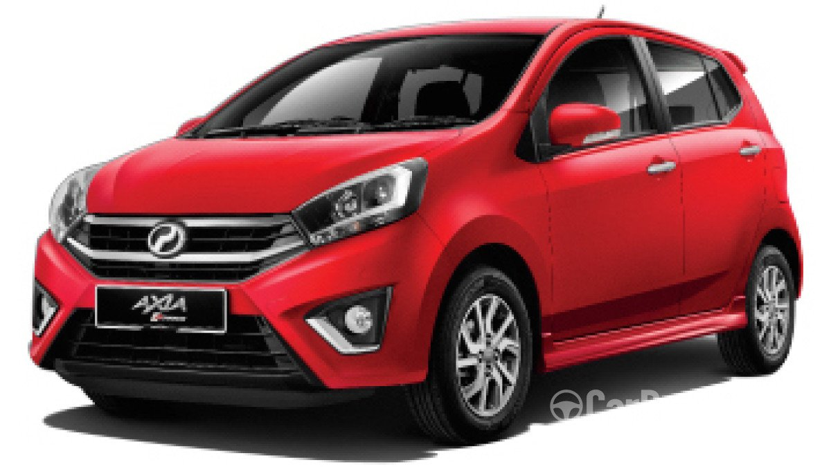List Of Car Brands >> Perodua Axia (2017) SE 1.0 AT in Malaysia - Reviews, Specs, Prices - CarBase.my
