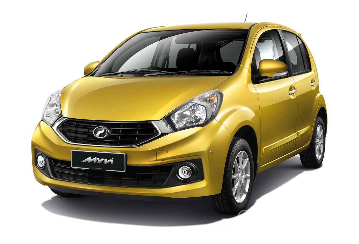 Volvo Commercial 2017 >> Perodua Myvi (2015) 1.3 Premium X AT in Malaysia - Reviews, Specs, Prices - CarBase.my