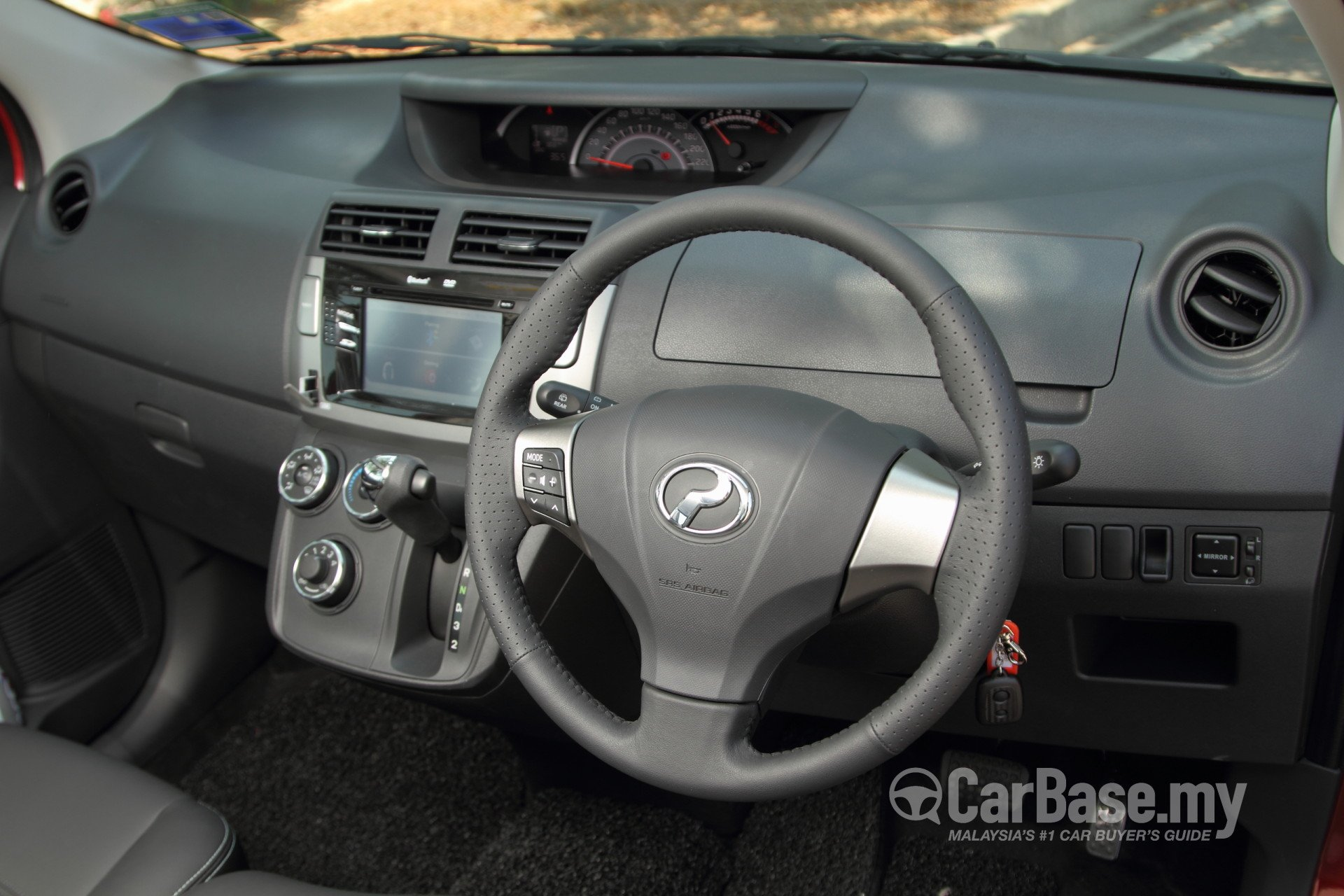 Perodua Alza Mk1 Facelift (2014) Interior Image #8413 in