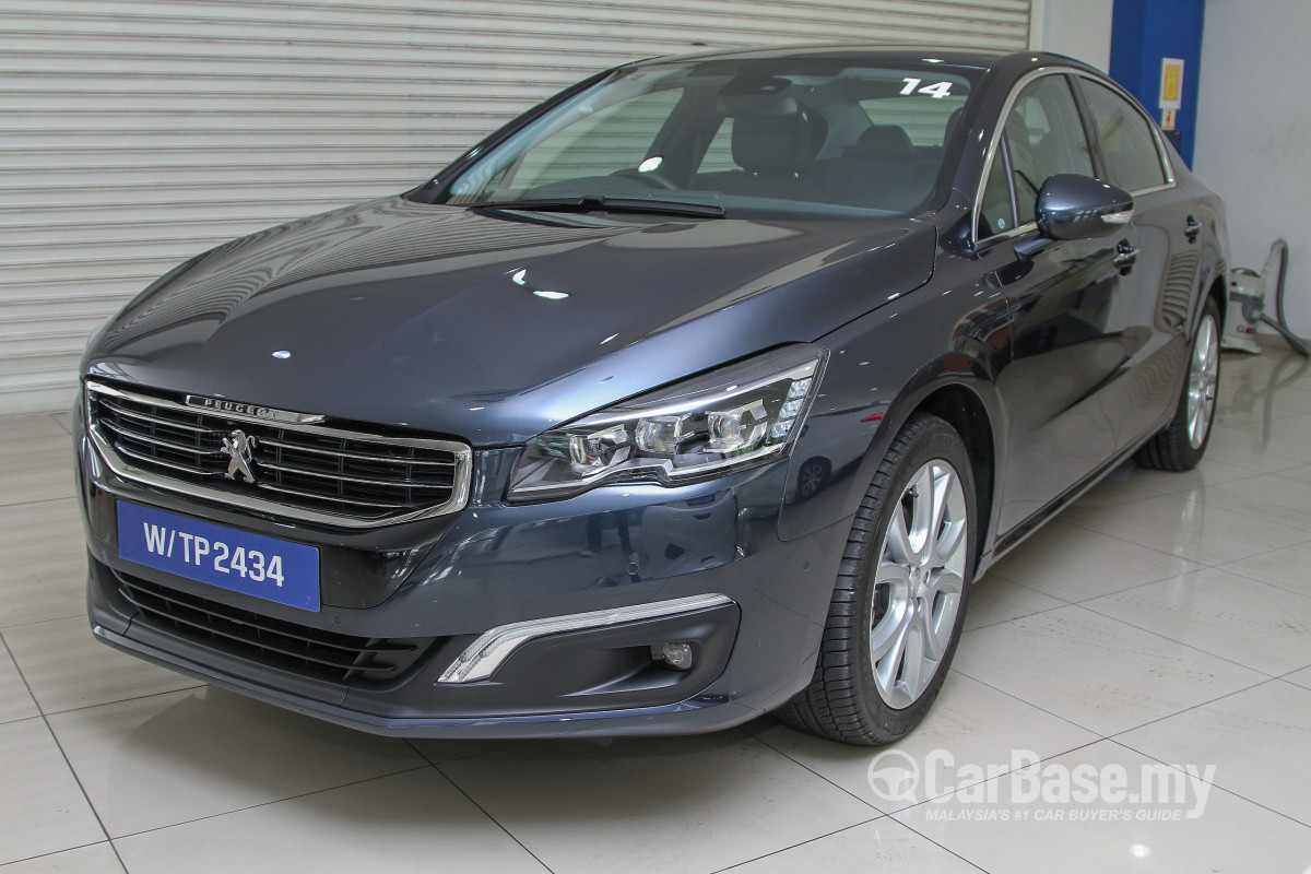 Peugeot 508 in Malaysia - Reviews, Specs, Prices - CarBase.my