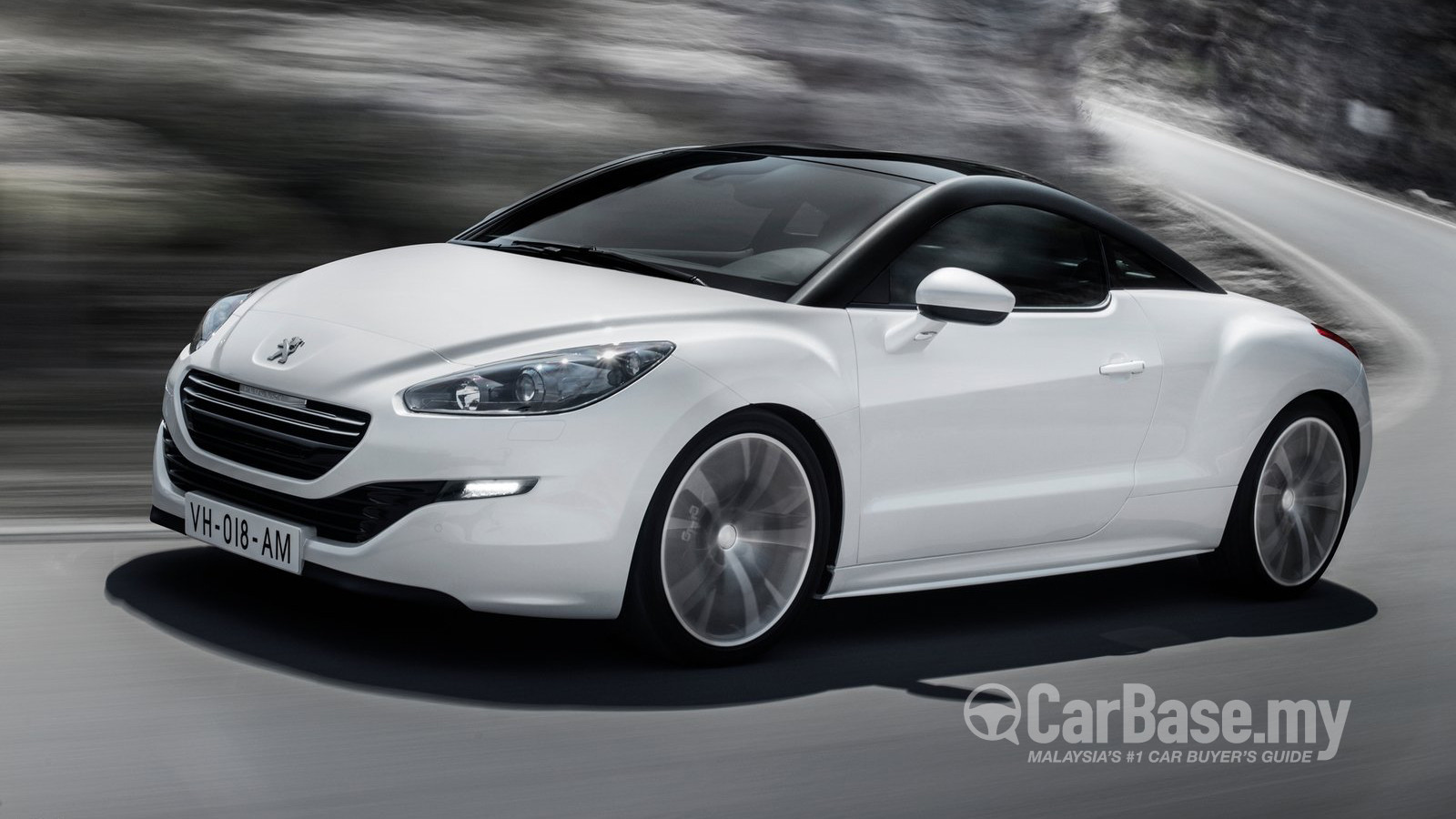peugeot rcz mk1 facelift (2013) exterior image #7927 in malaysia