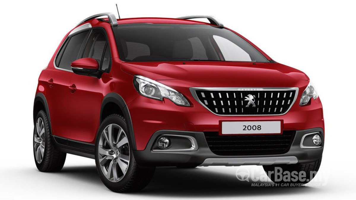 Peugeot 2008 in Malaysia - Reviews, Specs, Prices - CarBase.my