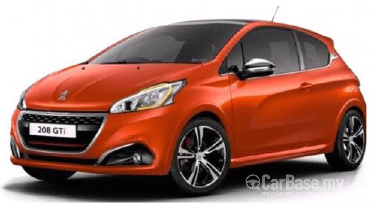 peugeot 208 gti in malaysia reviews specs prices. Black Bedroom Furniture Sets. Home Design Ideas