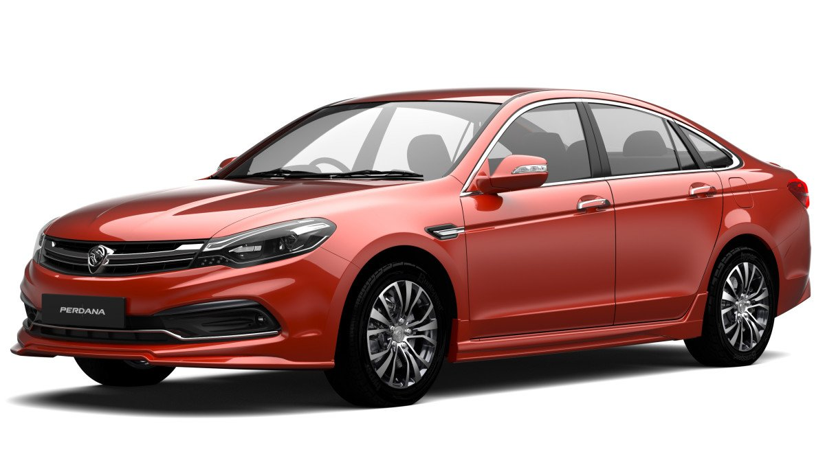Proton Perdana (2016 - present) Owner Review in Malaysia - Reviews, Specs, Prices - CarBase.my