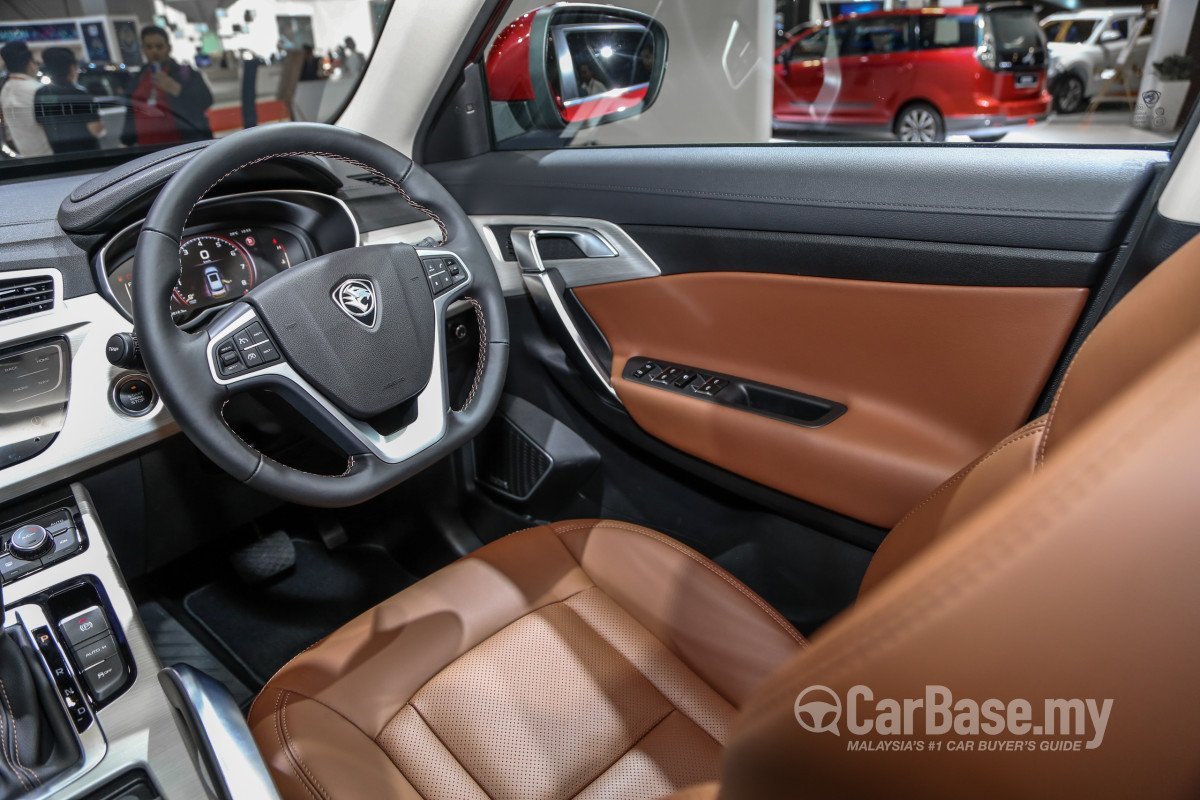 Proton X70 P7-90A (2018) Interior Image #52969 in Malaysia - Reviews, Specs, Prices - CarBase.my