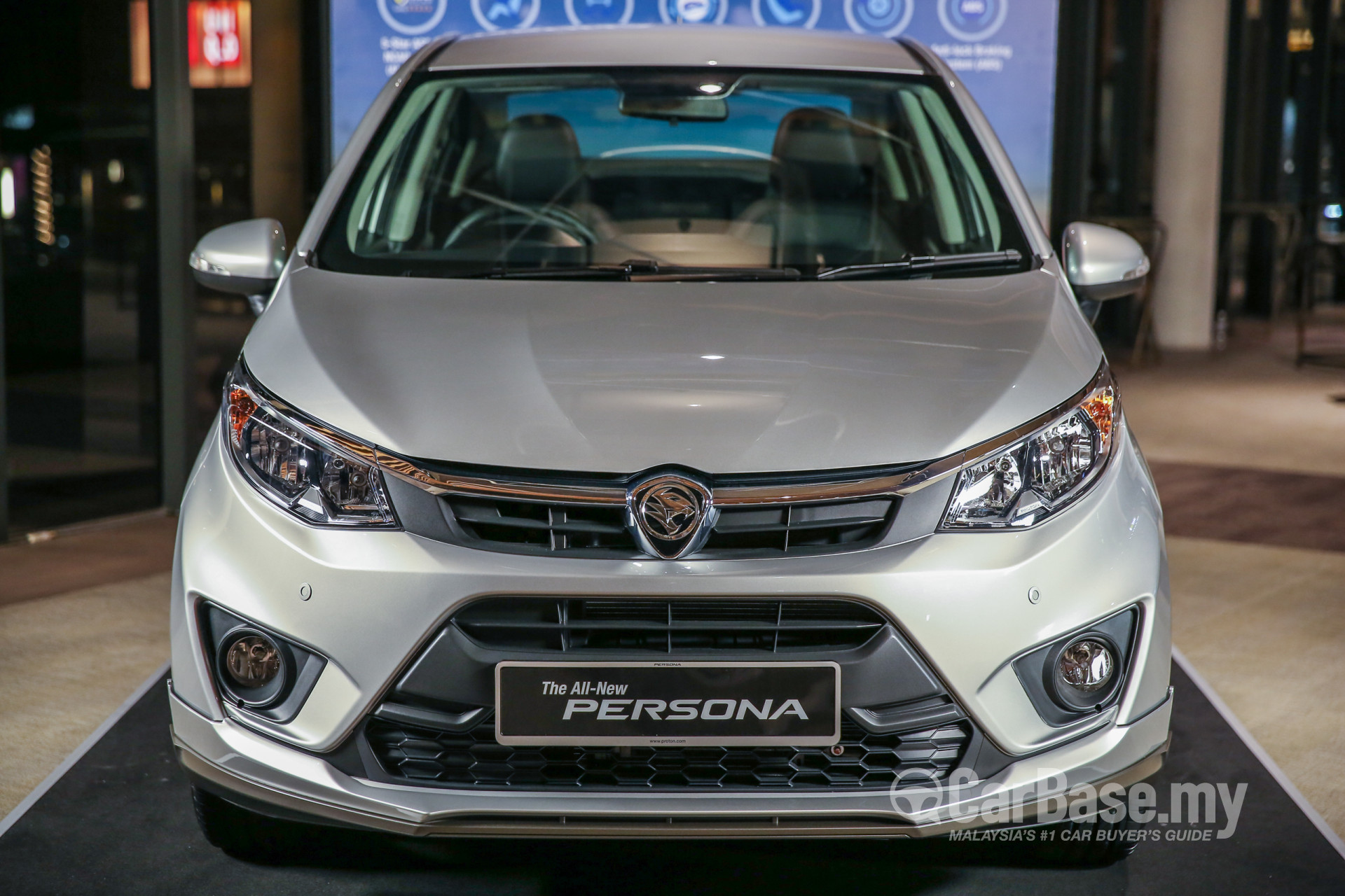 Proton Persona Exterior Image In Malaysia Reviews
