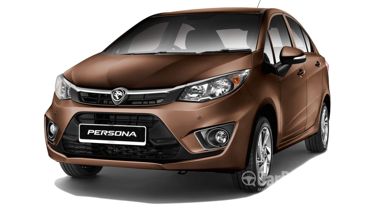 Proton Persona (2018) 1 6 Premium CVT in Malaysia - Reviews, Specs