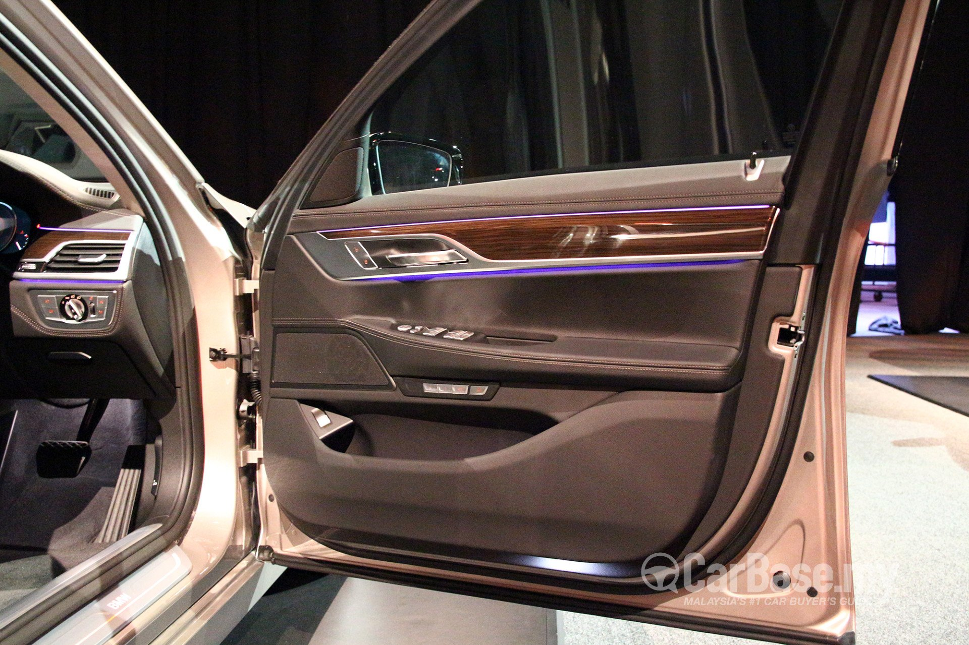 Bmw 7 Series G12 2016 Interior Image 26944 In Malaysia