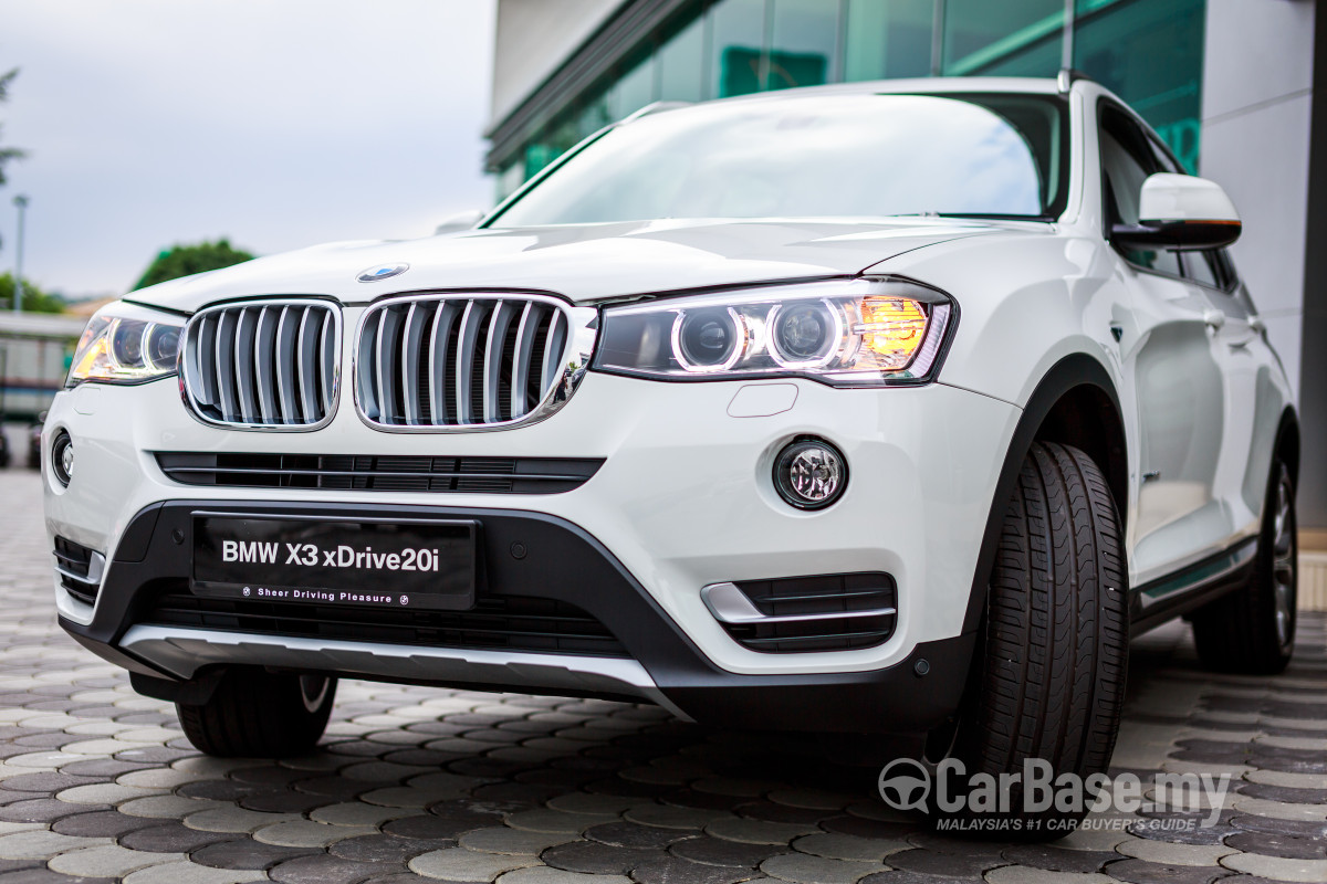 Bmw X3 In Malaysia Reviews Specs Prices Carbase My