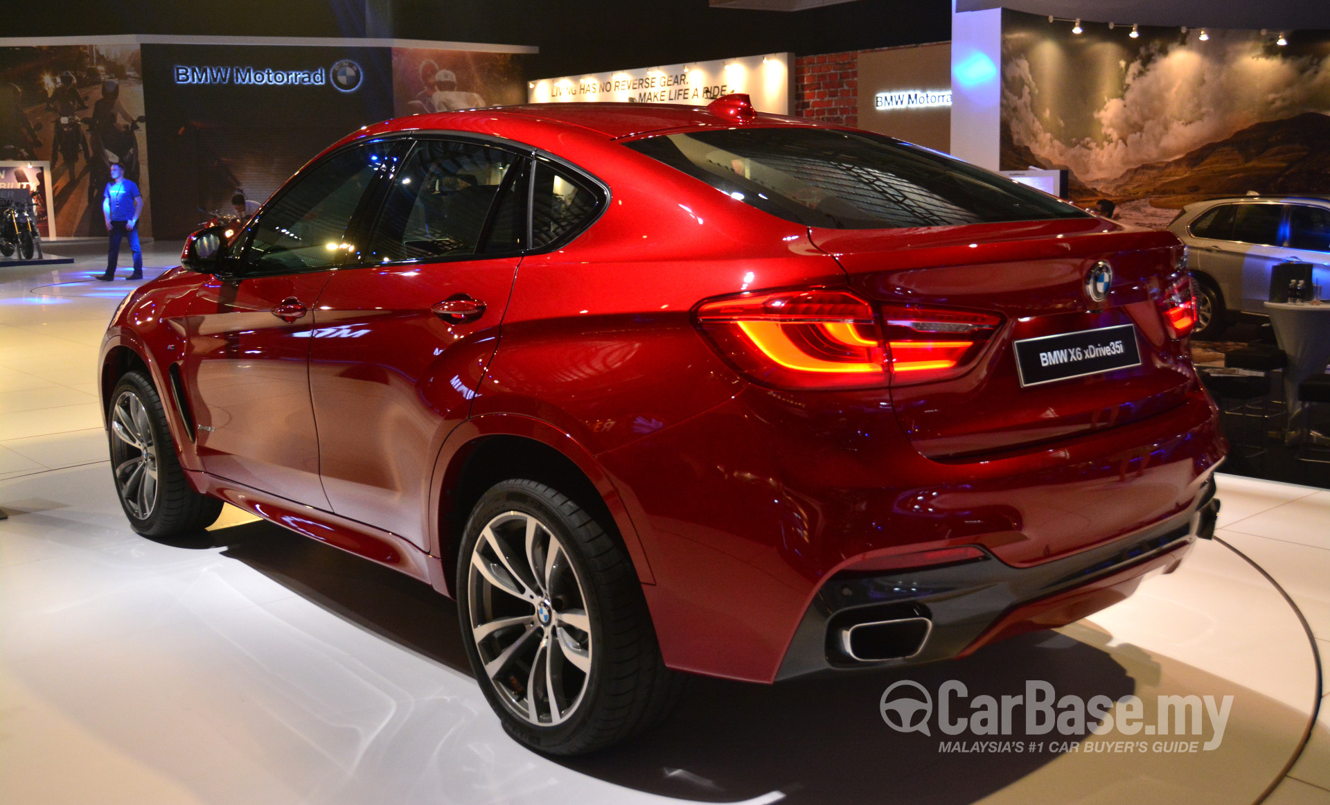 Bmw X6 F16 2015 Exterior Image 20850 In Malaysia