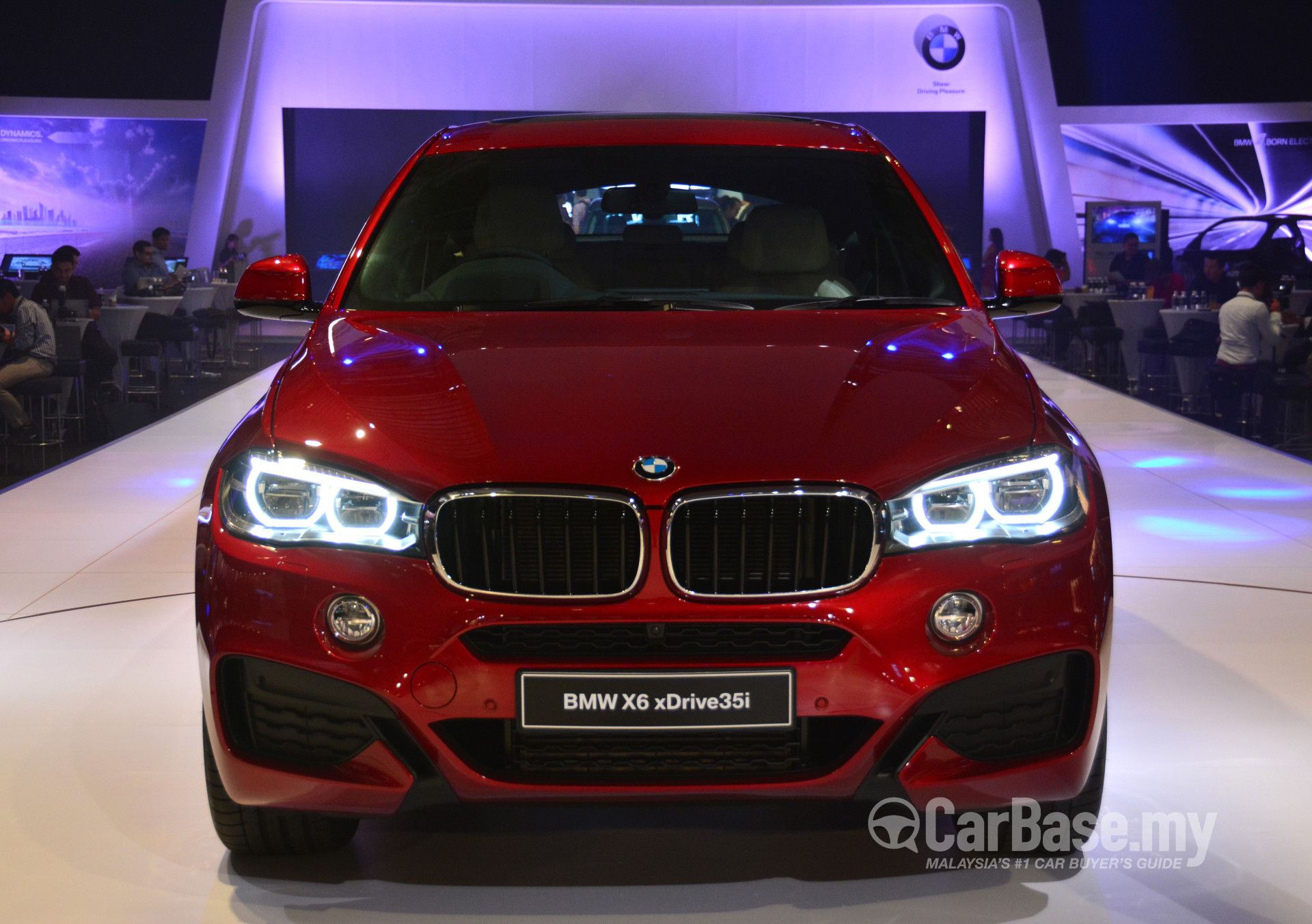 Bmw X6 F16 2015 Exterior Image 20853 In Malaysia