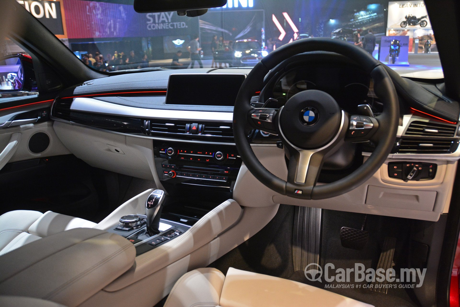Bmw X6 F16 2015 Interior Image In Malaysia Reviews Specs Prices Carbase My