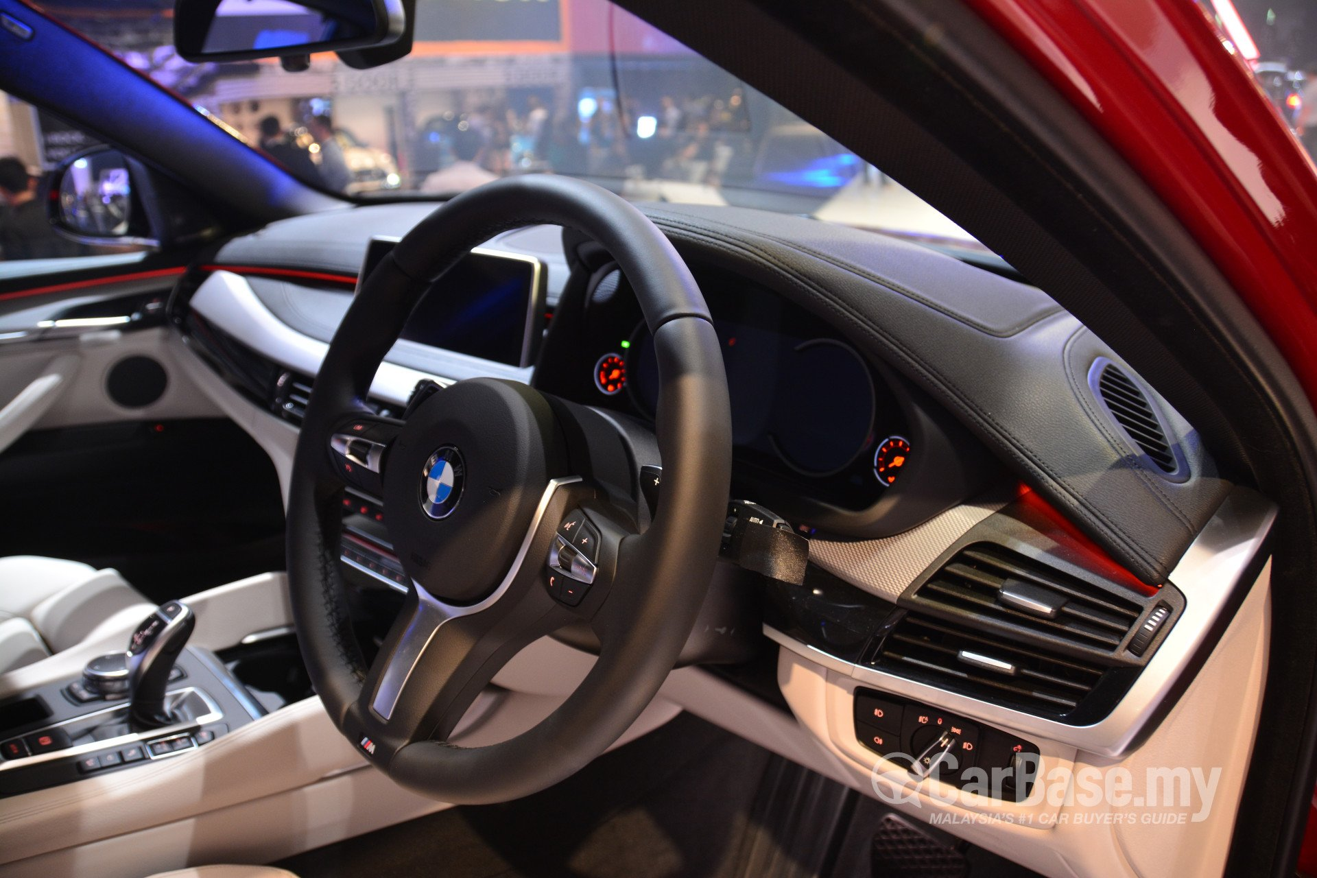 Bmw X6 F16 2015 Interior Image 20867 In Malaysia Reviews Specs
