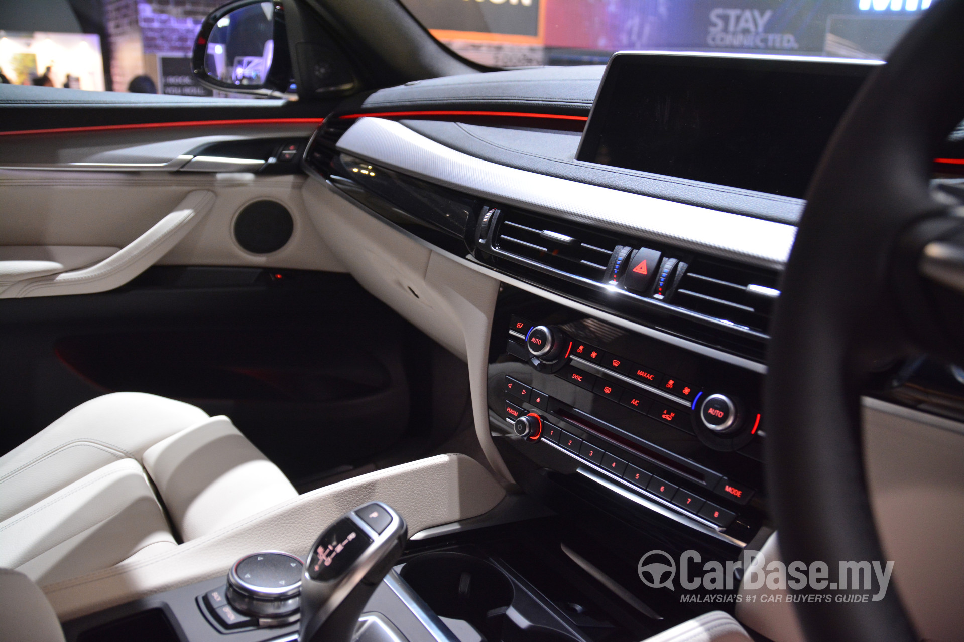 Bmw X6 F16 2015 Interior Image 20868 In Malaysia Reviews Specs