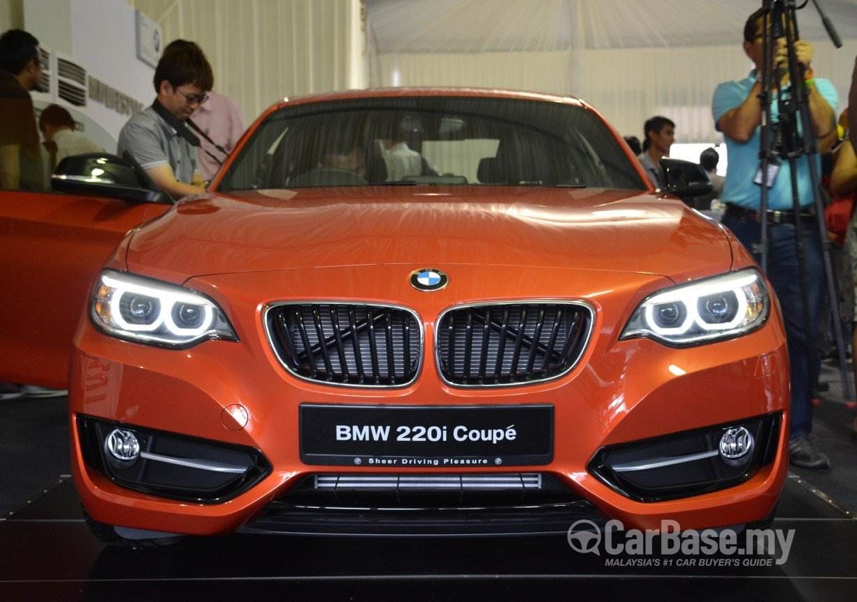 Bmw 2 series coupe f22 2014 exterior image 424 in malaysia reviews specs prices - Bmw 2 series coupe dimensions ...