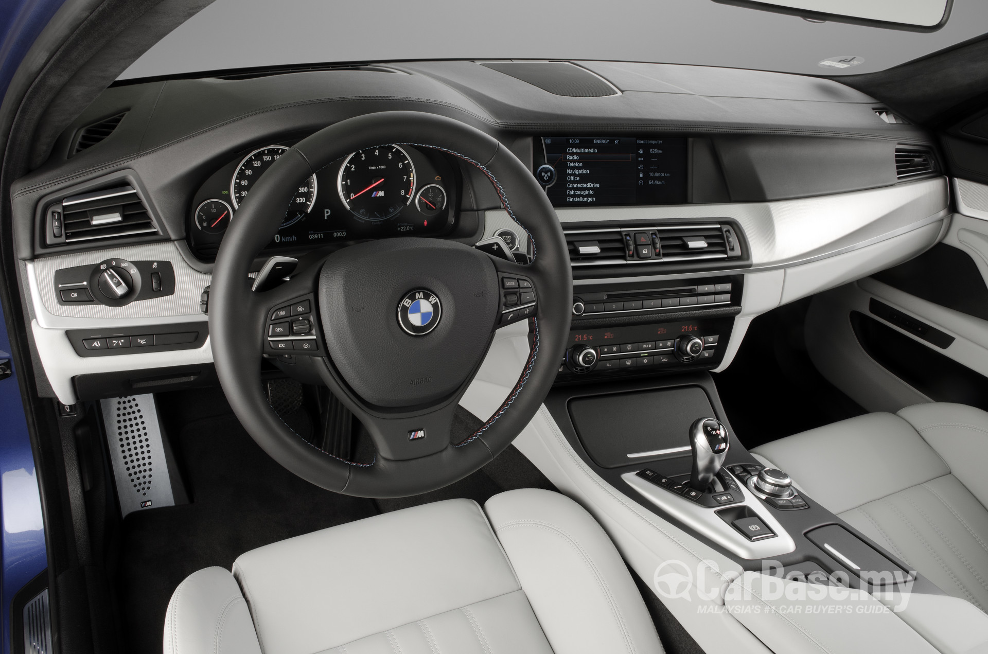 Bmw M5 F10 Facelift 2013 Interior Image 6487 In Malaysia Reviews Specs Prices