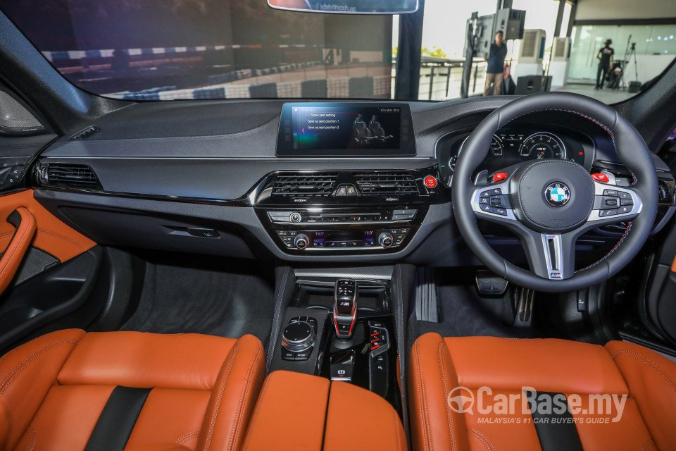 BMW M5 For Sale >> BMW M5 F90 (2018) Interior Image in Malaysia - Reviews, Specs, Prices - CarBase.my