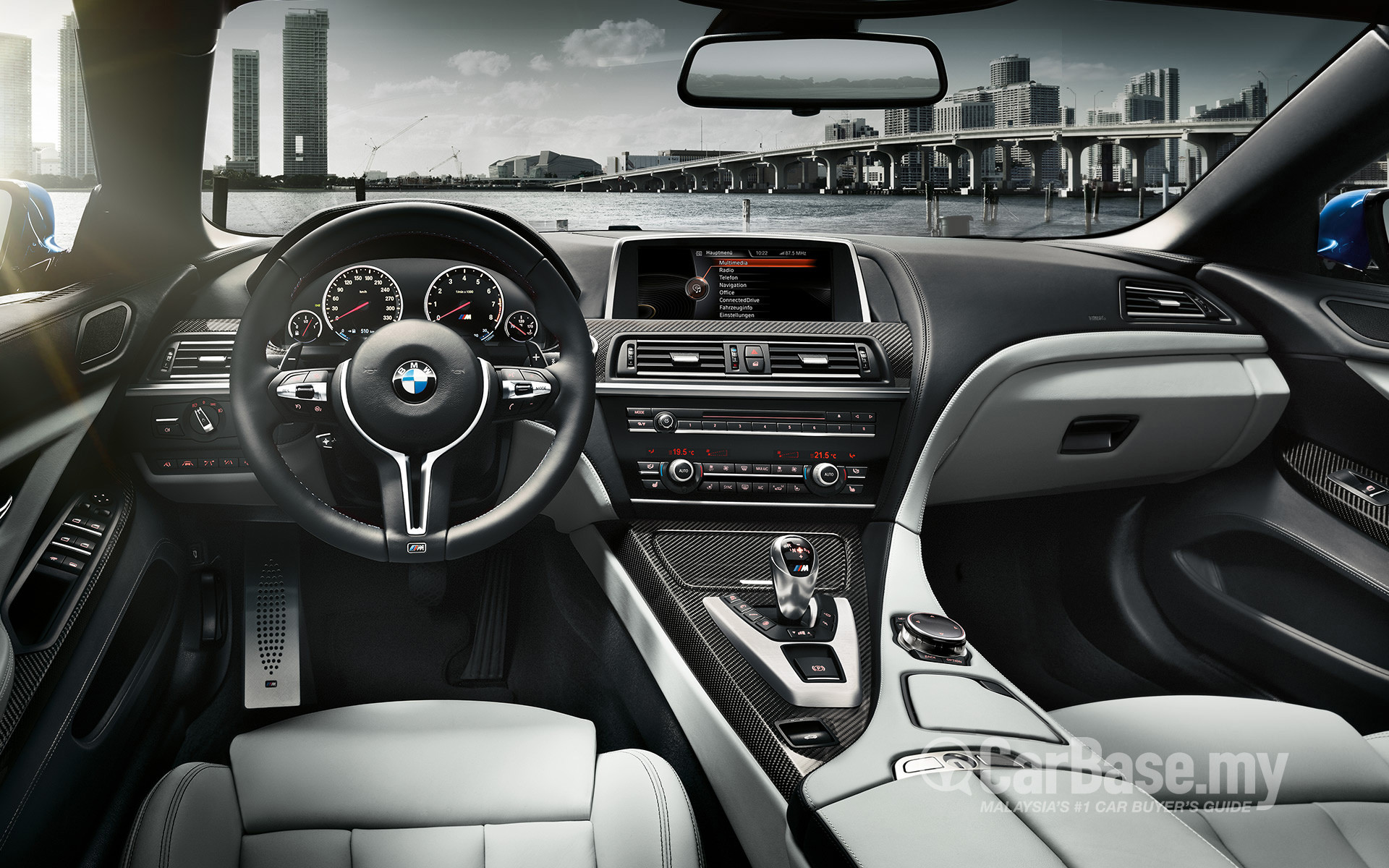 Bmw M6 Coupe F13 2012 Interior Image 6468 In Malaysia Reviews Specs Prices Carbase My
