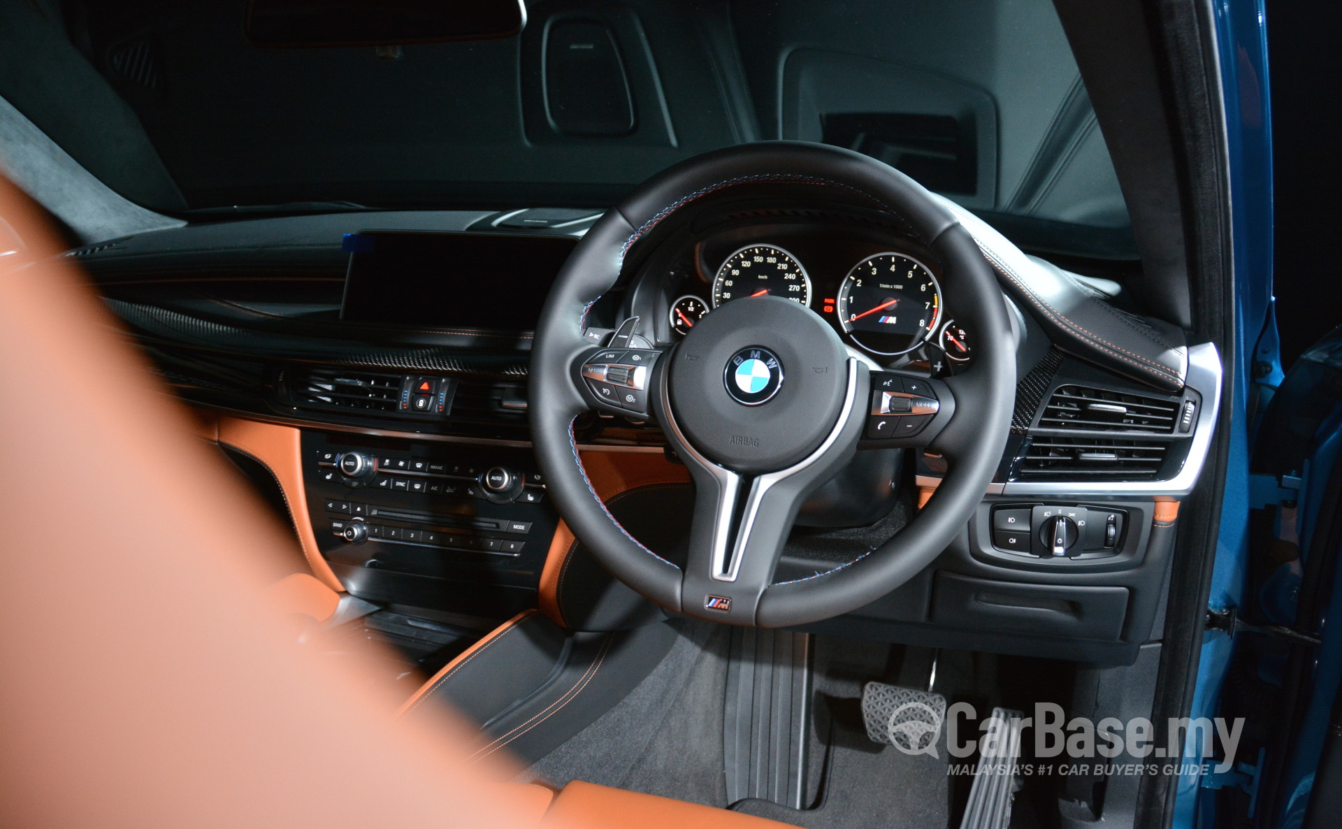 Bmw X6 M F86 2015 Interior Image 24779 In Malaysia Reviews