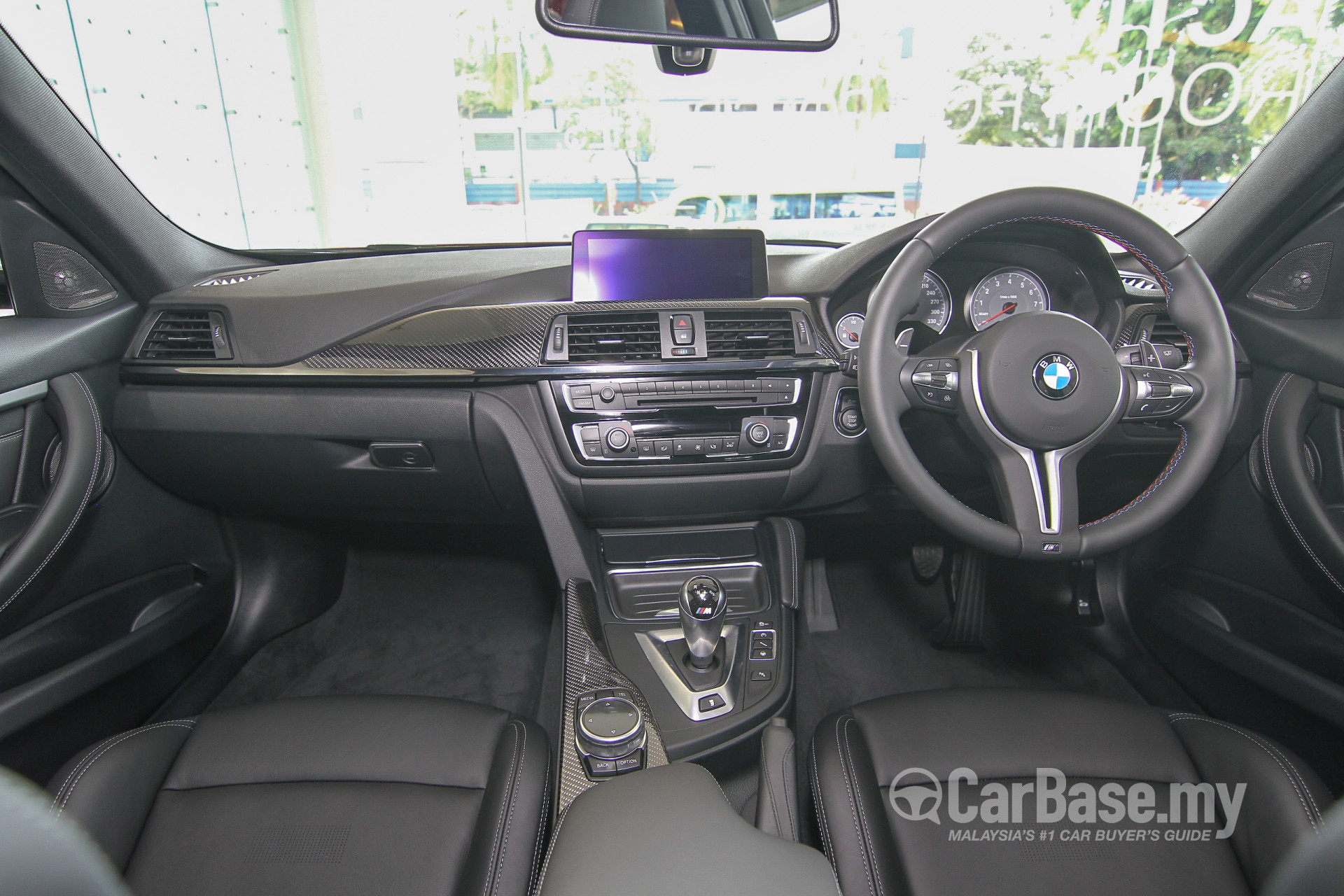 Bmw M3 F80 2014 Interior Image 22382 In Malaysia Reviews Specs