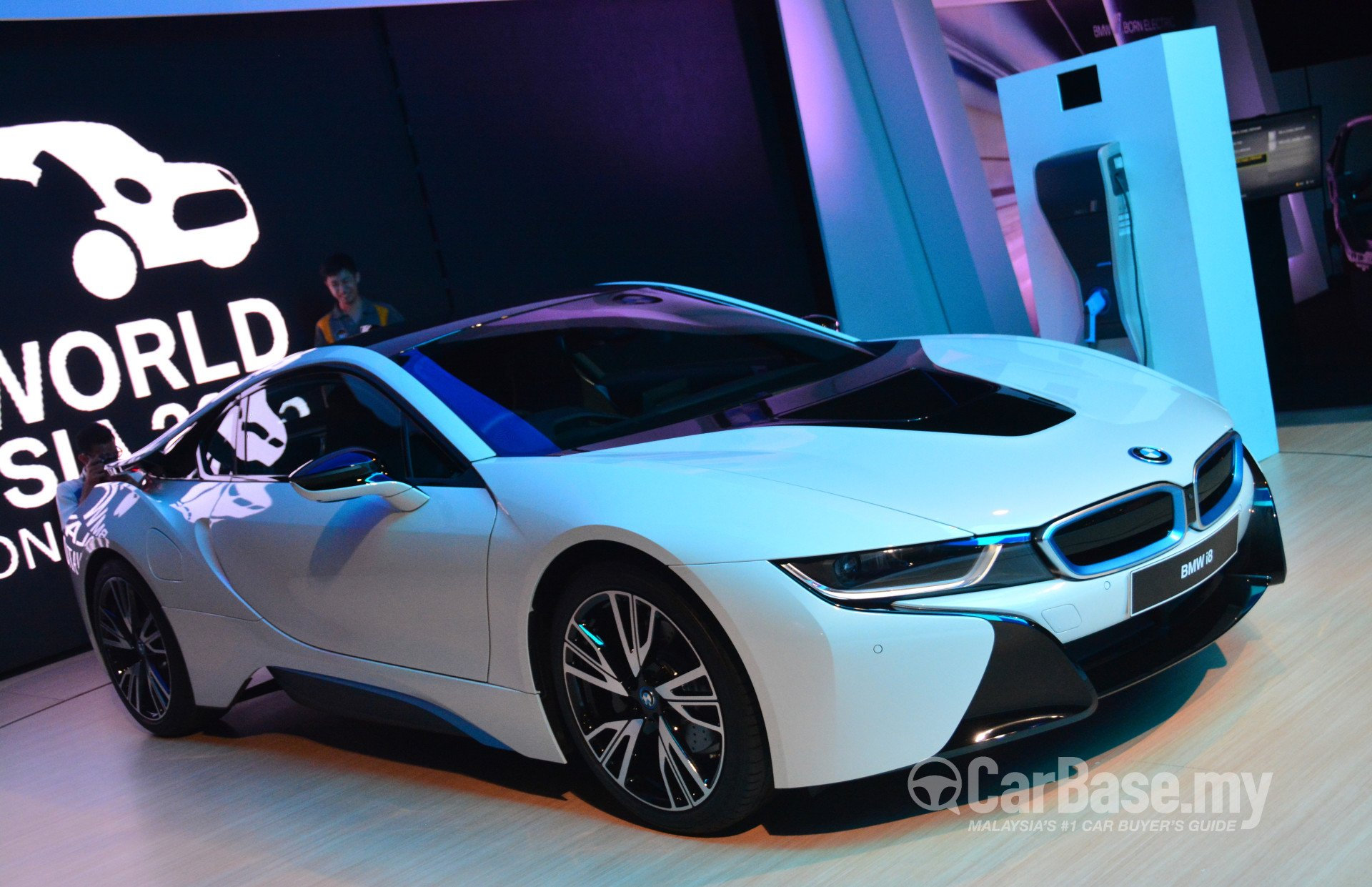 Bmw I8 Coupe I12 2015 Exterior Image In Malaysia Reviews Specs