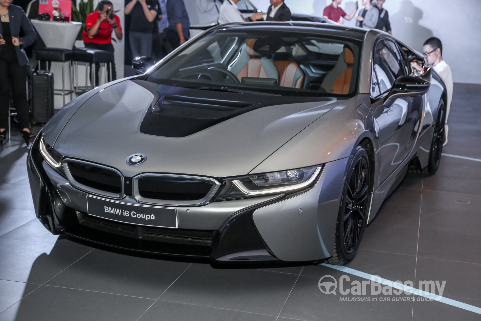 Bmw I8 Coupe I12 Lci 2018 Exterior Image In Malaysia Reviews