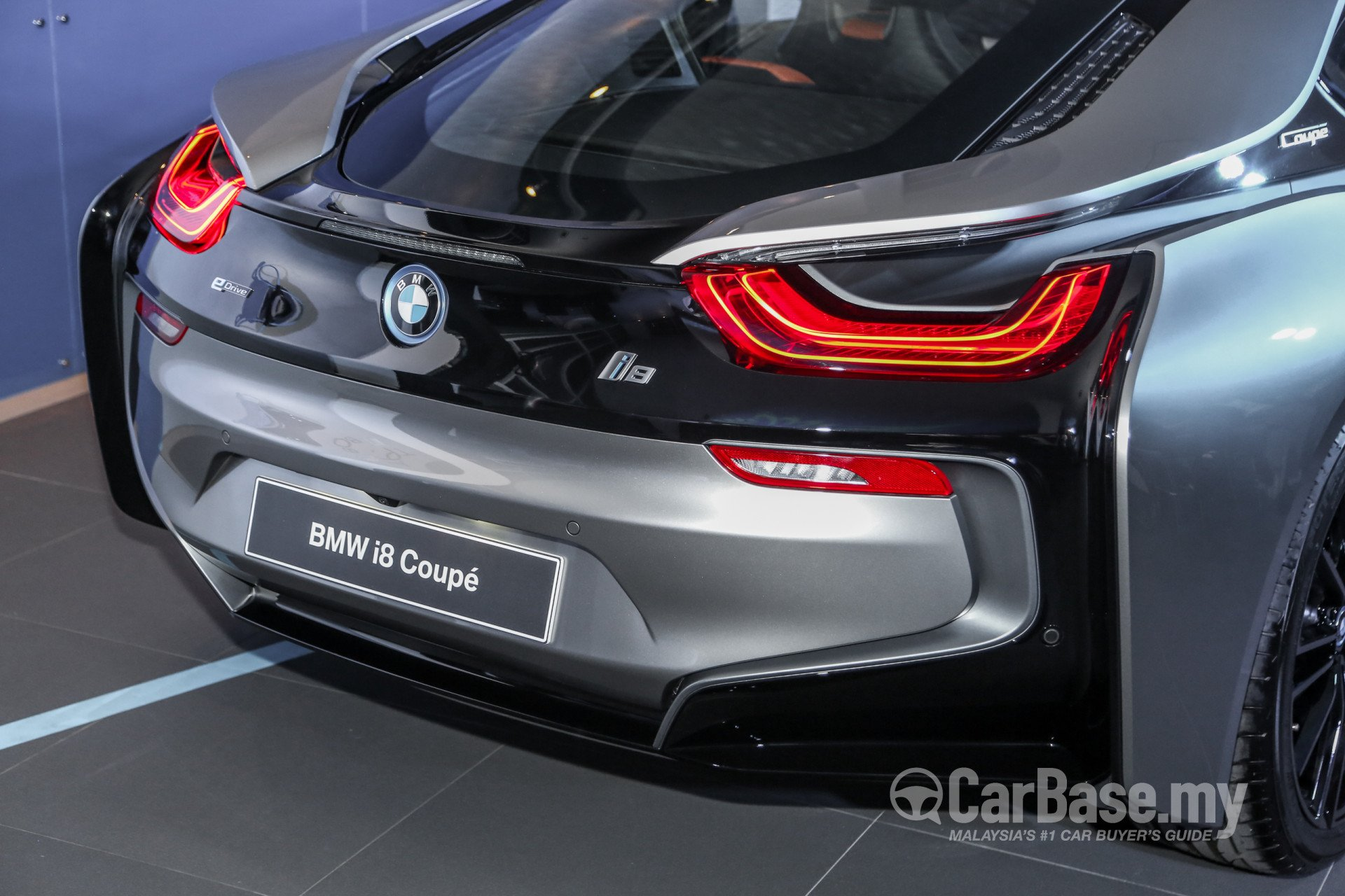Bmw I8 Coupe I12 Lci 2018 Exterior Image 50509 In Malaysia