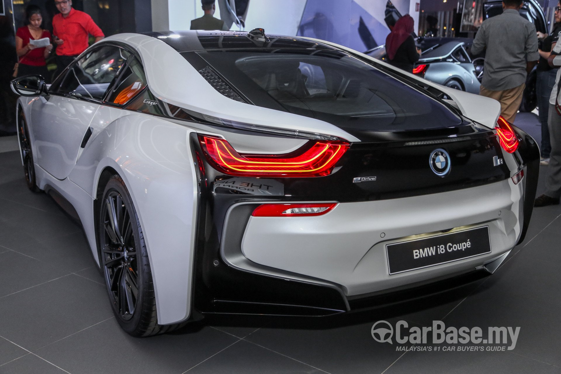 Bmw I8 Coupe I12 Lci 2018 Exterior Image 50514 In Malaysia