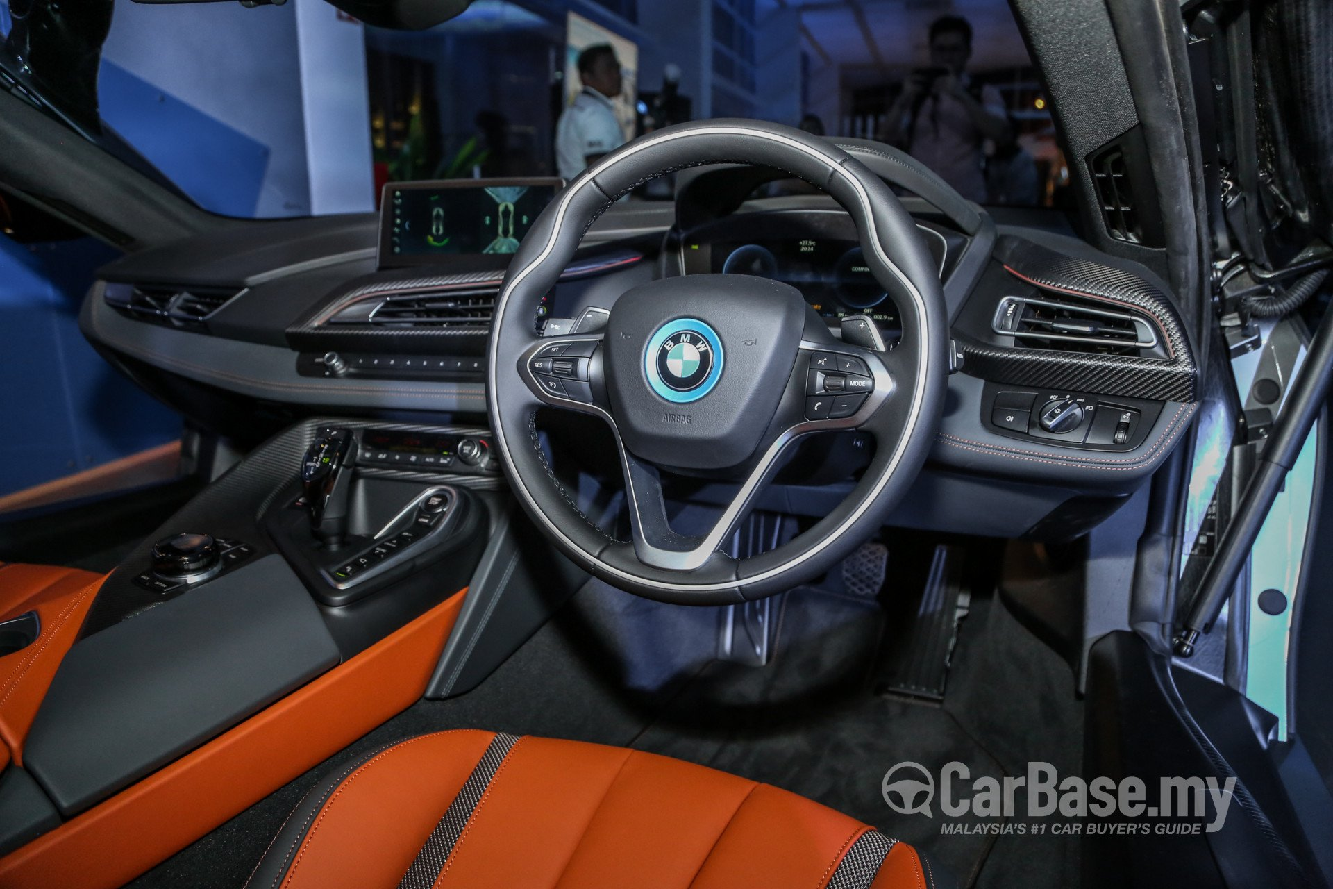 Bmw I8 Coupe I12 Lci 2018 Interior Image In Malaysia Reviews
