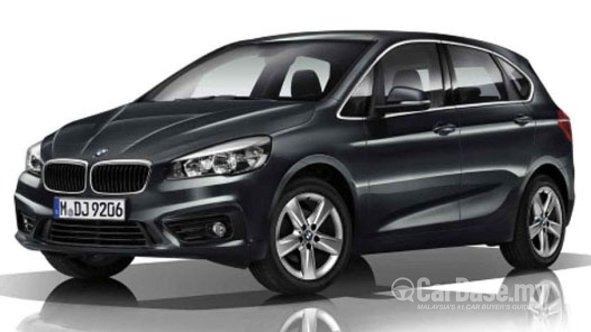 bmw 218i active tourer luxury 2017 in malaysia reviews specs prices. Black Bedroom Furniture Sets. Home Design Ideas