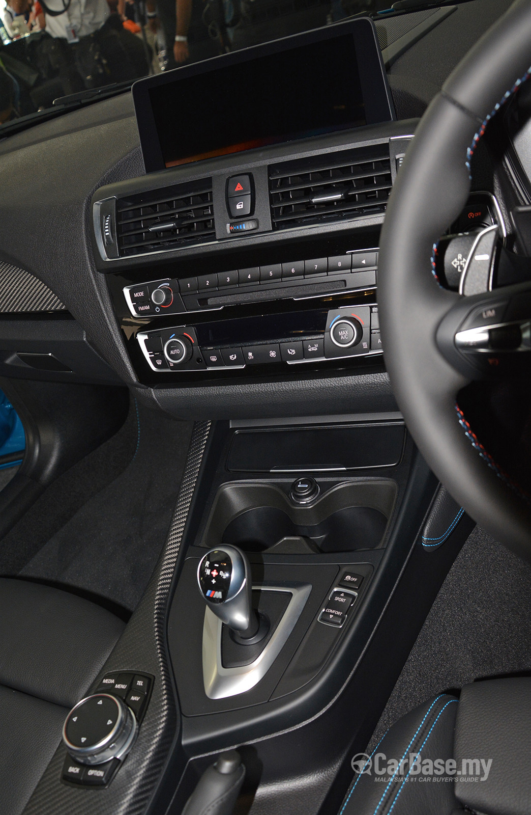 Bmw M2 Coupe F87 2016 Interior Image 27747 In Malaysia Reviews