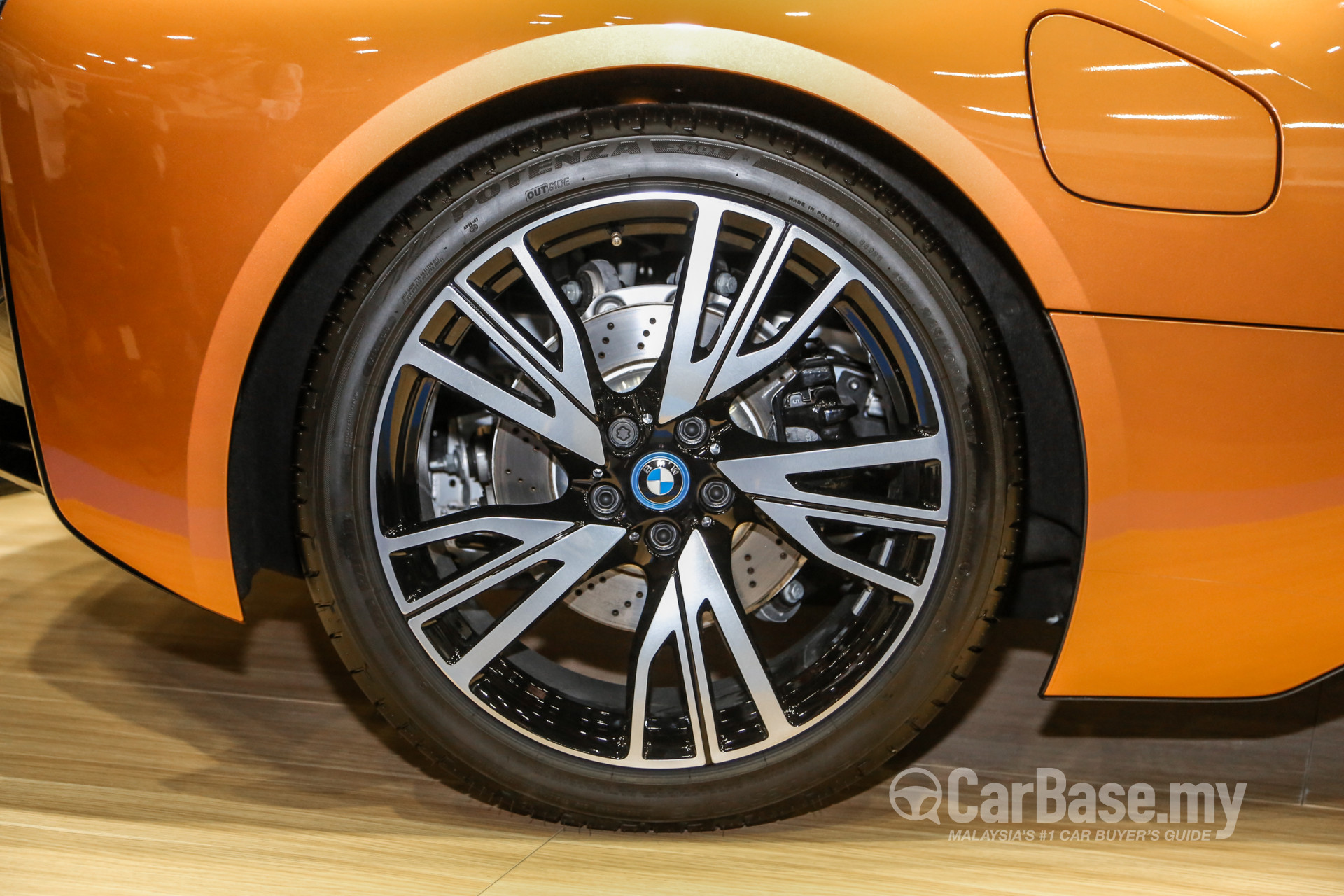Bmw I8 Roadster I12 Lci 2018 Exterior Image 51399 In Malaysia