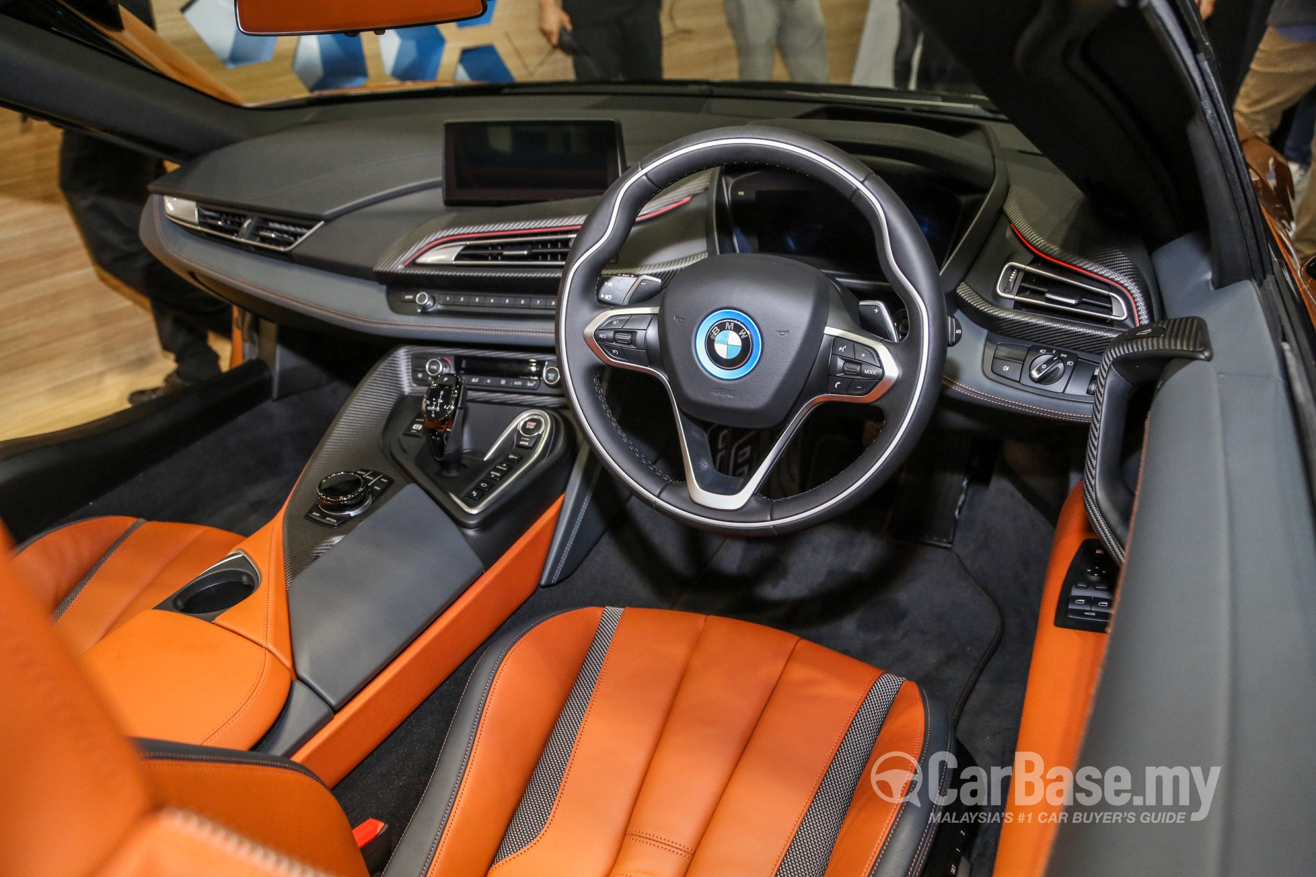 Bmw I8 Roadster I12 Lci 2018 Interior Image In Malaysia Reviews