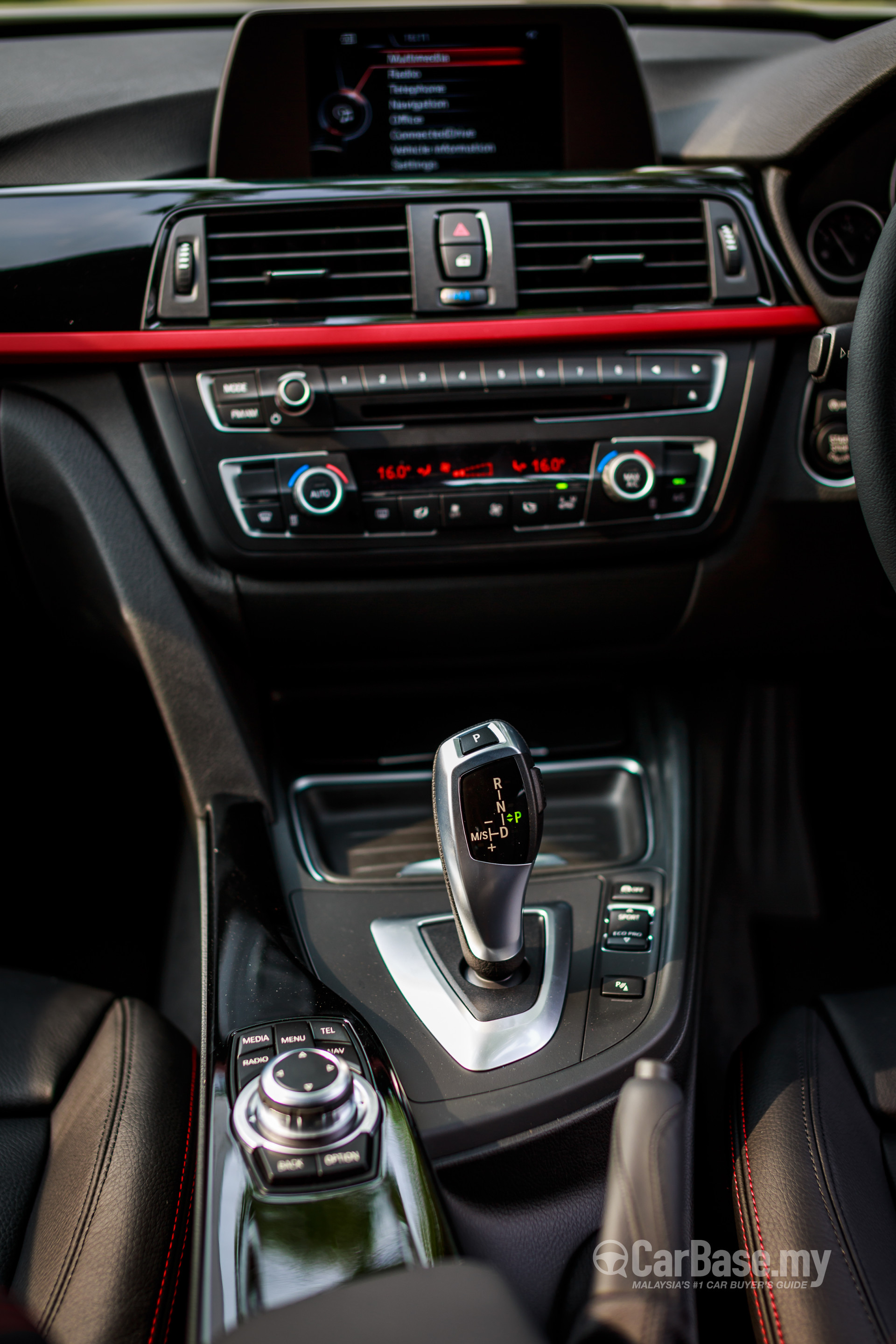 Bmw 3 Series F30 2012 Interior Image 16912 In Malaysia Reviews