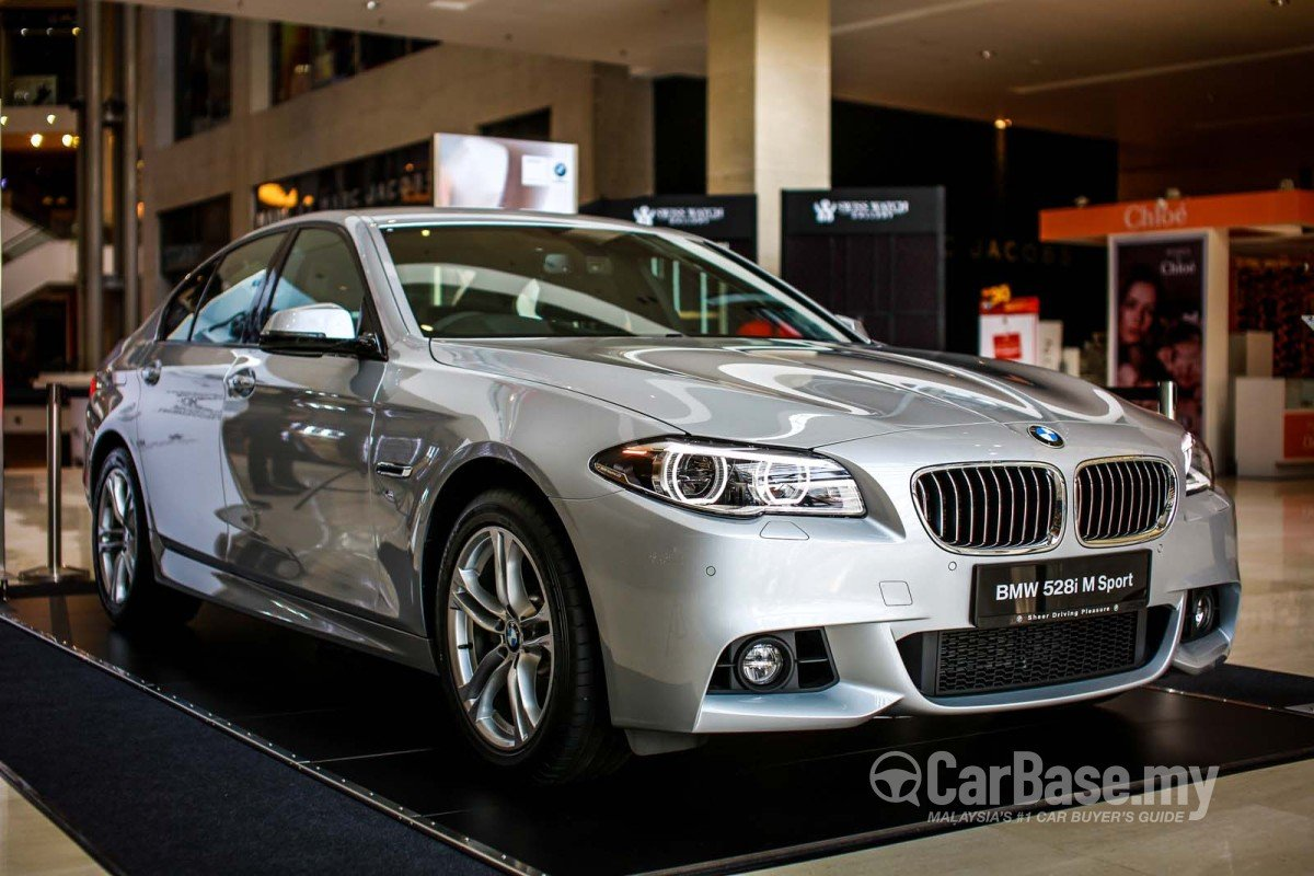 BMW 528i M Sport 2015 in Malaysia  Reviews Specs Prices