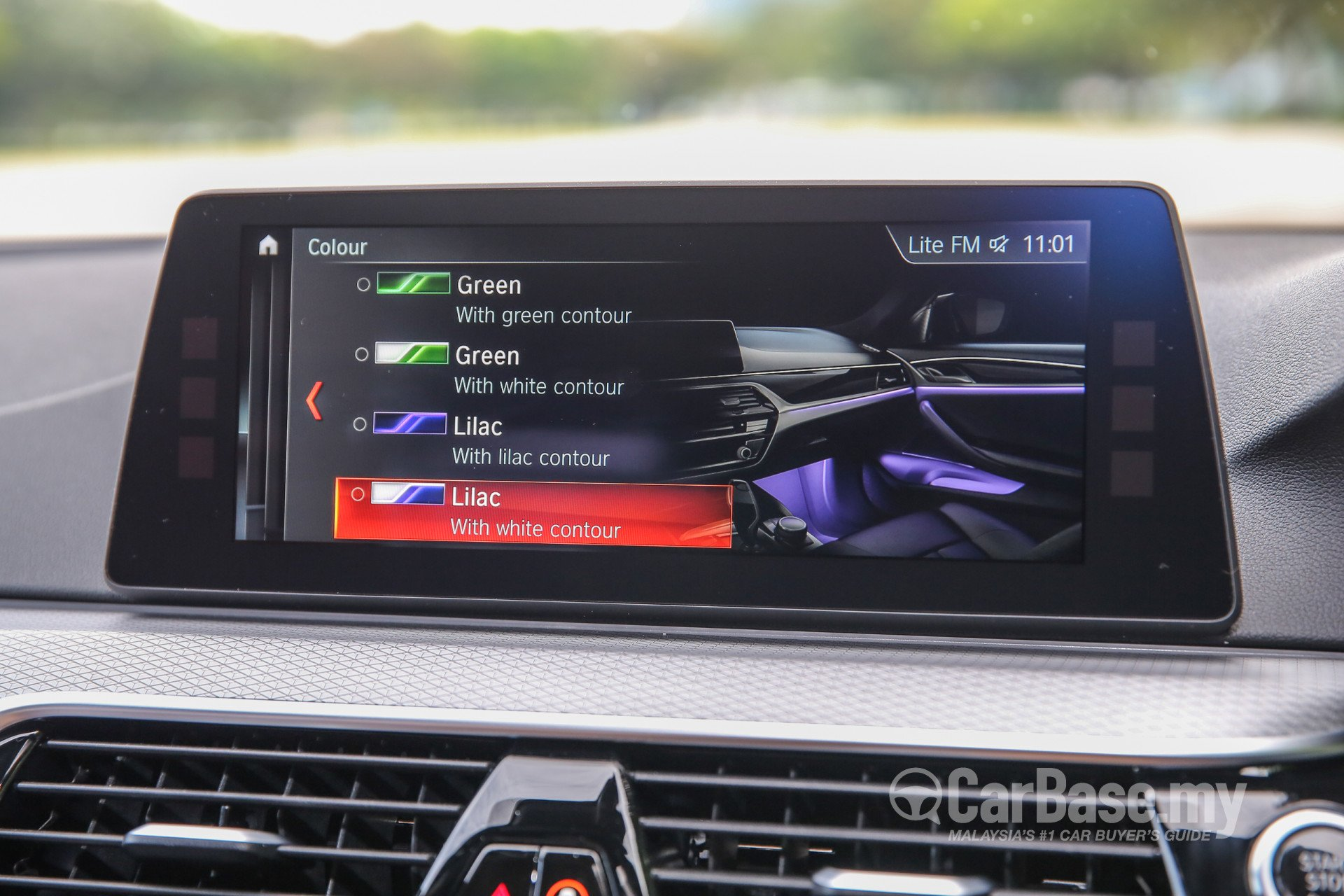 Bmw 5 Series G30 2017 Interior Image 38953 In Malaysia Reviews Specs Prices