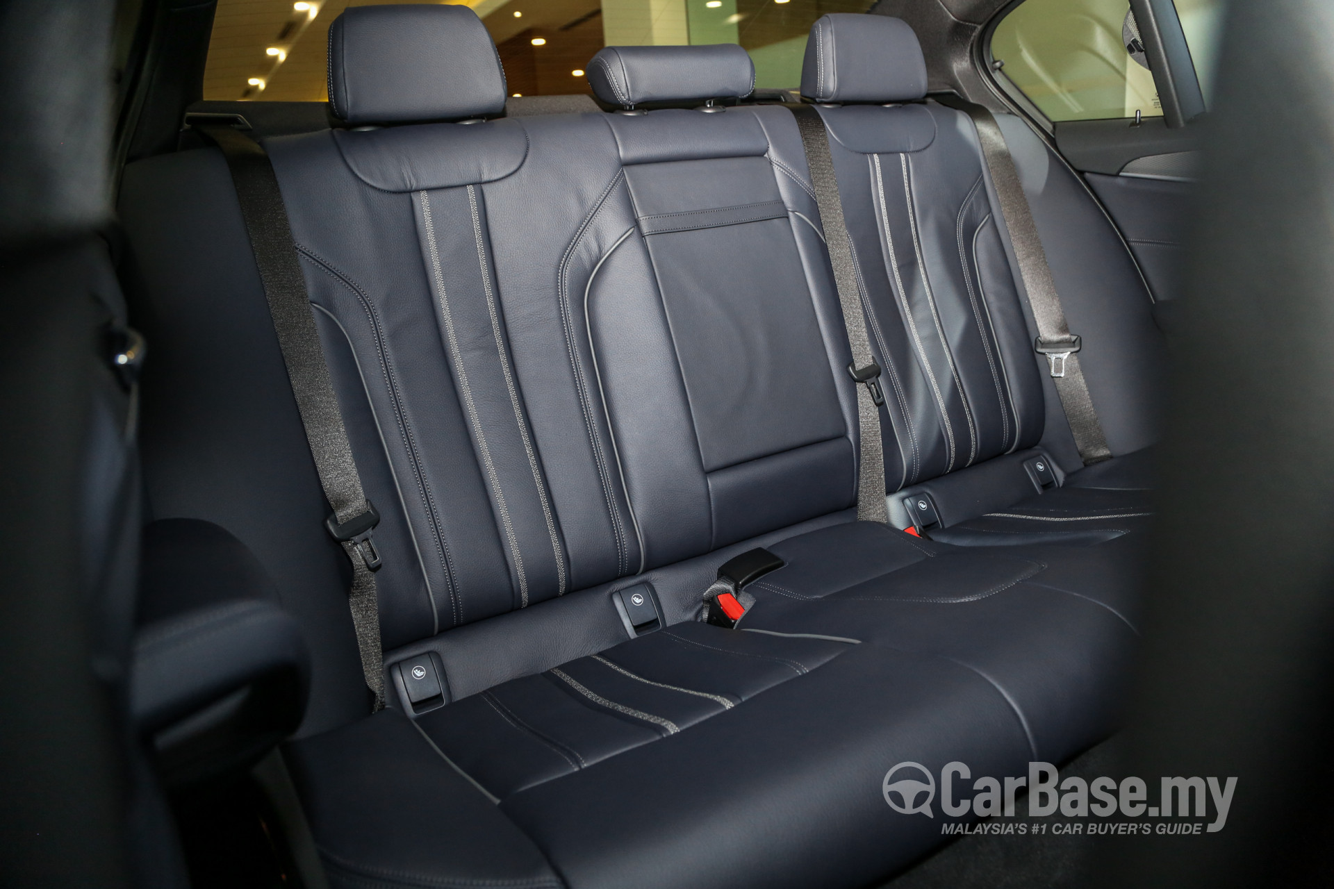 BMW 5 Series G30 (2017) Interior Image #56321 in Malaysia - Reviews