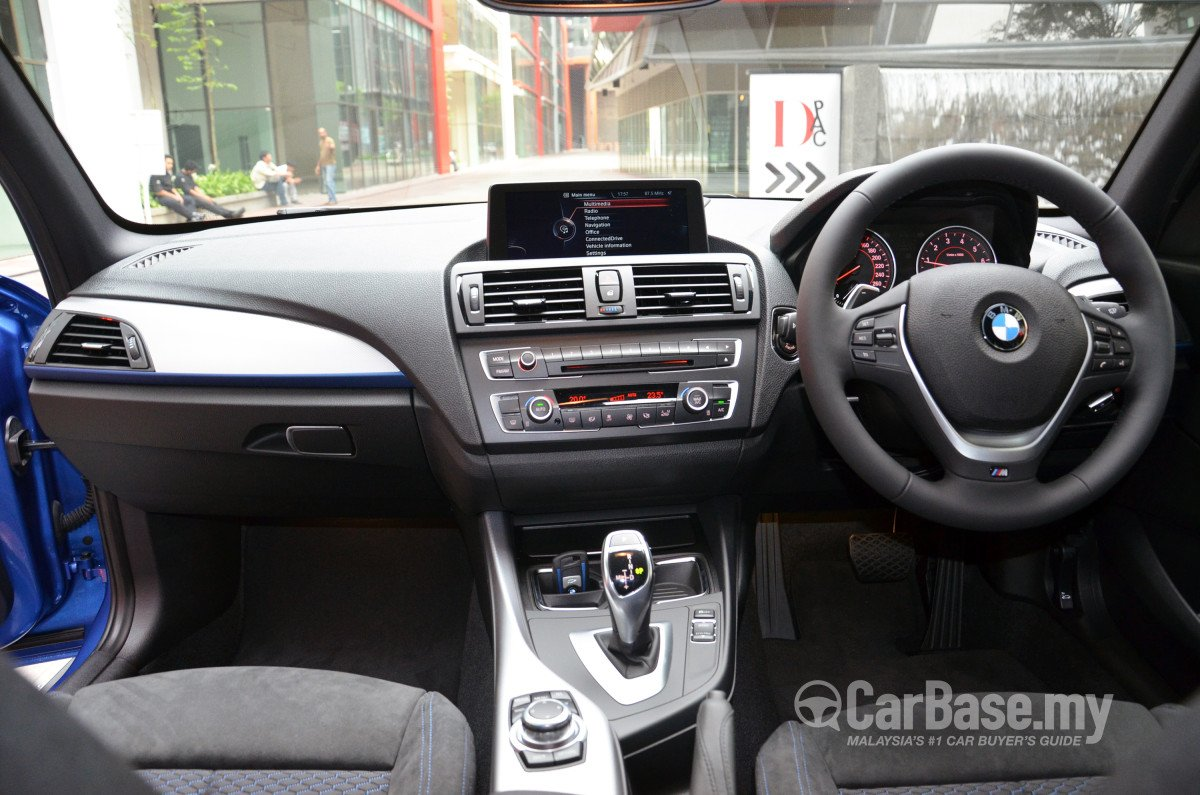 Bmw 1 Series F20 2013 Interior Image 1314 In Malaysia Reviews Specs Prices Carbase My