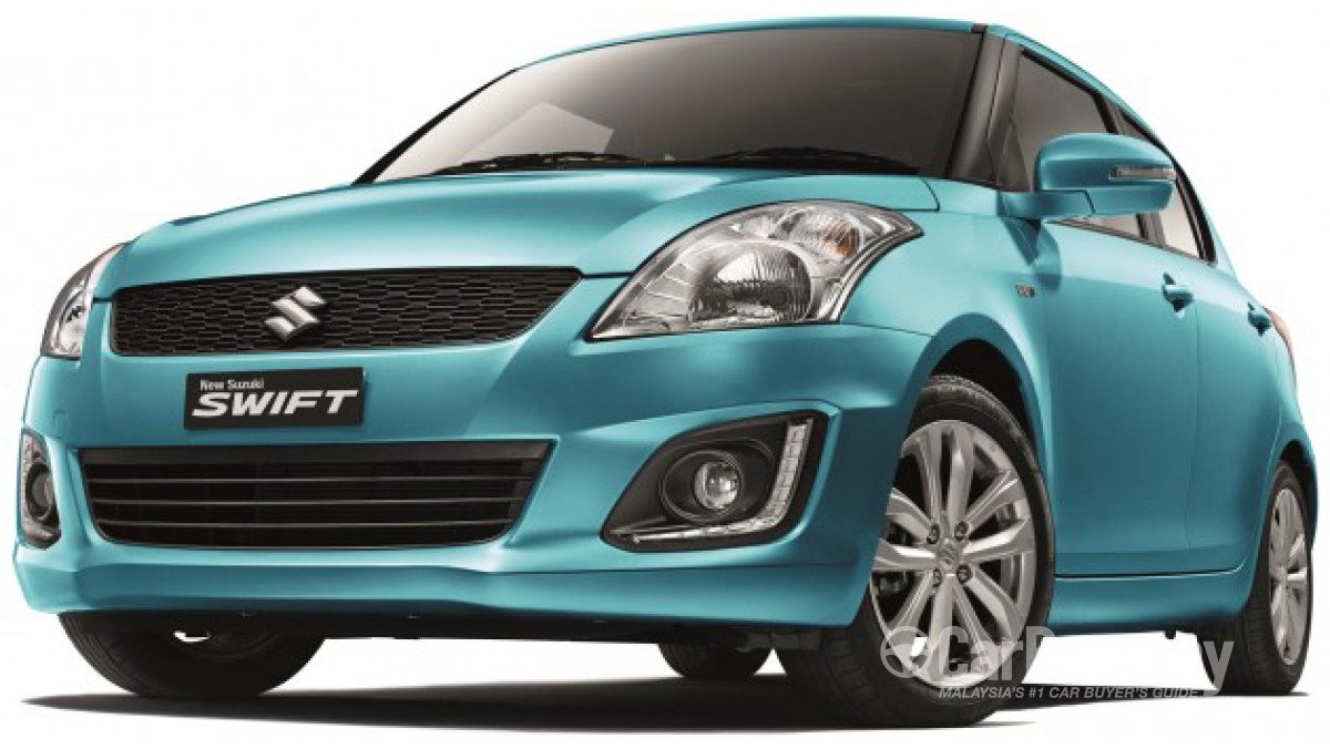 Suzuki Swift in Malaysia - Reviews, Specs, Prices - CarBase my