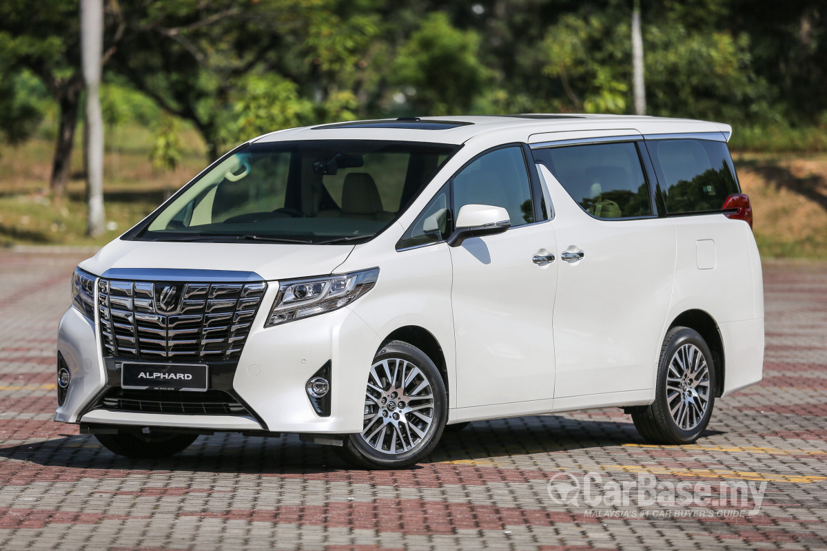 Toyota Alphard In Malaysia Reviews Specs Prices
