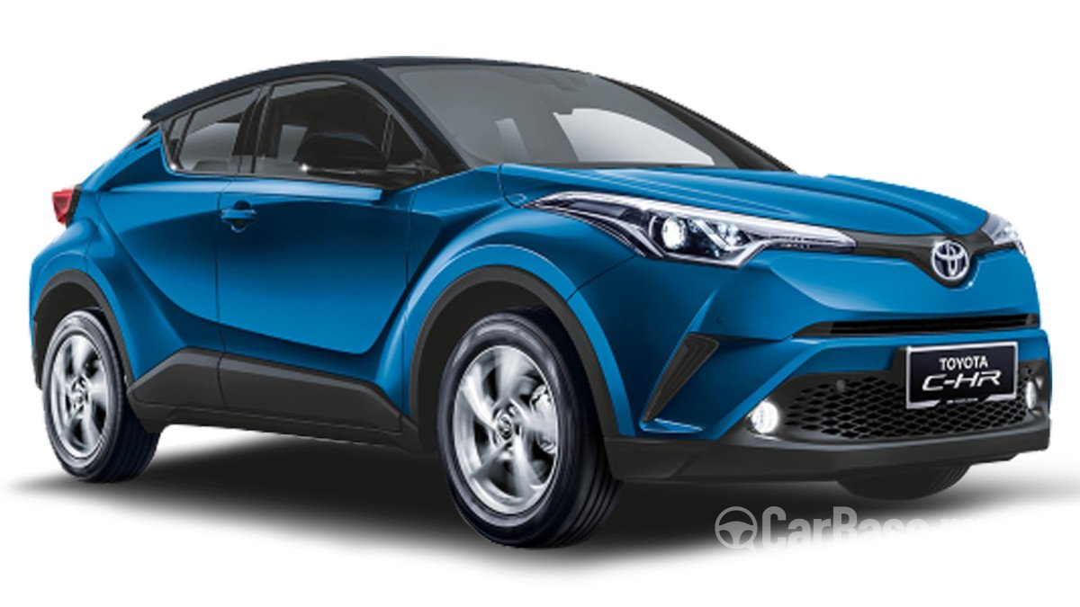 מעולה Toyota C-HR in Malaysia - Reviews, Specs, Prices - CarBase.my RF-57