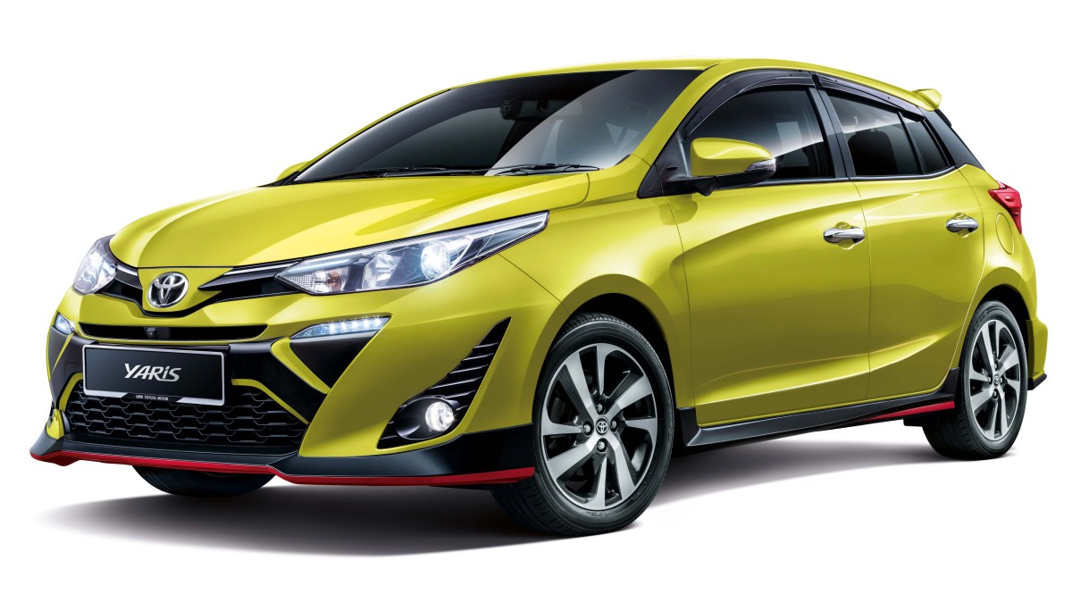 Toyota Yaris (2019) 1.5G in Malaysia - Reviews, Specs