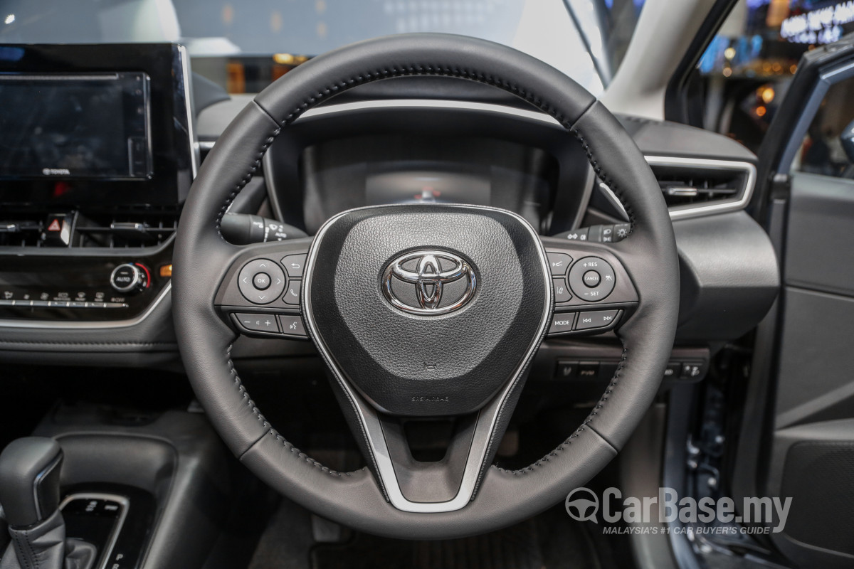 Toyota Corolla Altis E210 2019 Interior Image 62509 In Malaysia Reviews Specs Prices Carbase My