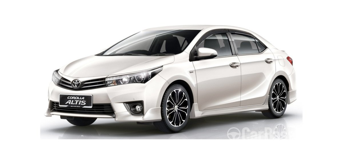 Toyota Corolla Altis 2015 2 0v With Additional Safety