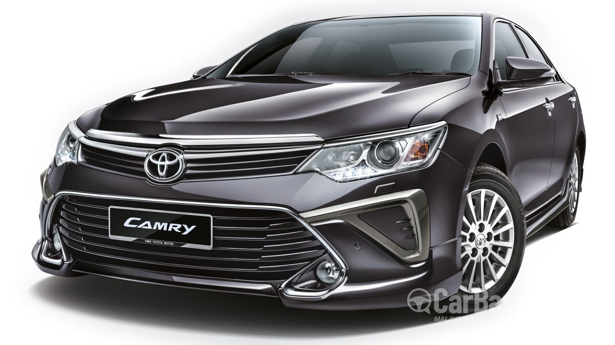 Toyota Camry in Malaysia - Reviews, Specs, Prices - CarBase.my