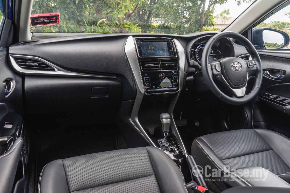 Toyota Vios Nsp151 Facelift 2019 Interior Image 53479 In Malaysia Reviews Specs Prices Carbase My
