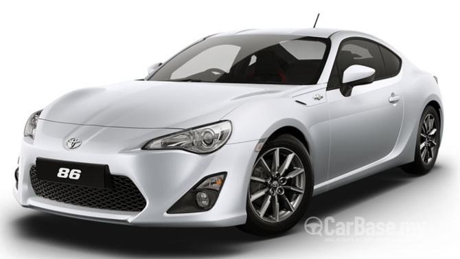 Toyota 86 mk1 2012 exterior image in malaysia reviews for Toyota 86 exterior mods