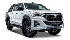 Toyota Hilux In Malaysia Reviews Specs Prices Carbase My