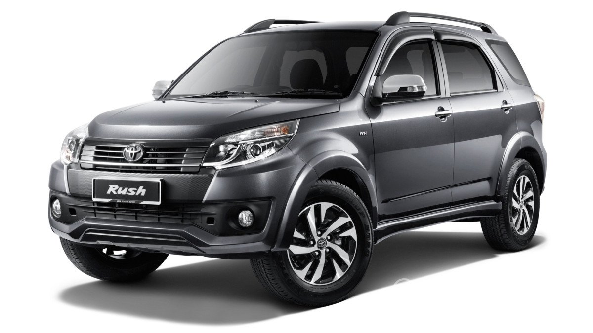 Toyota Rush 2018 1 5s A In Malaysia Reviews Specs Prices